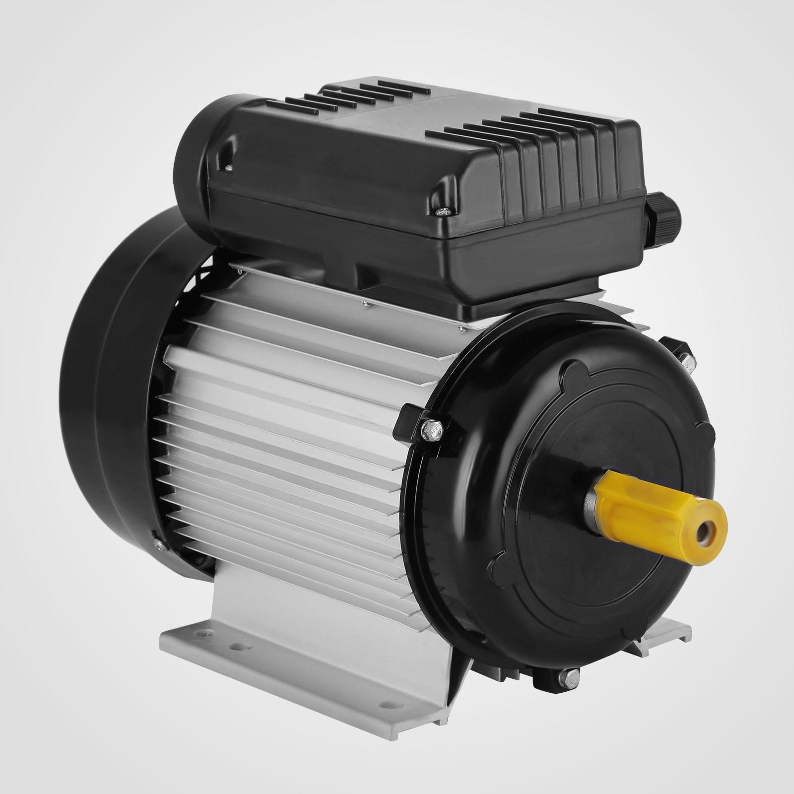elektromotor 230 v 2 pol motor f r kompressor schweranlauf wechselstrom e motor. Black Bedroom Furniture Sets. Home Design Ideas