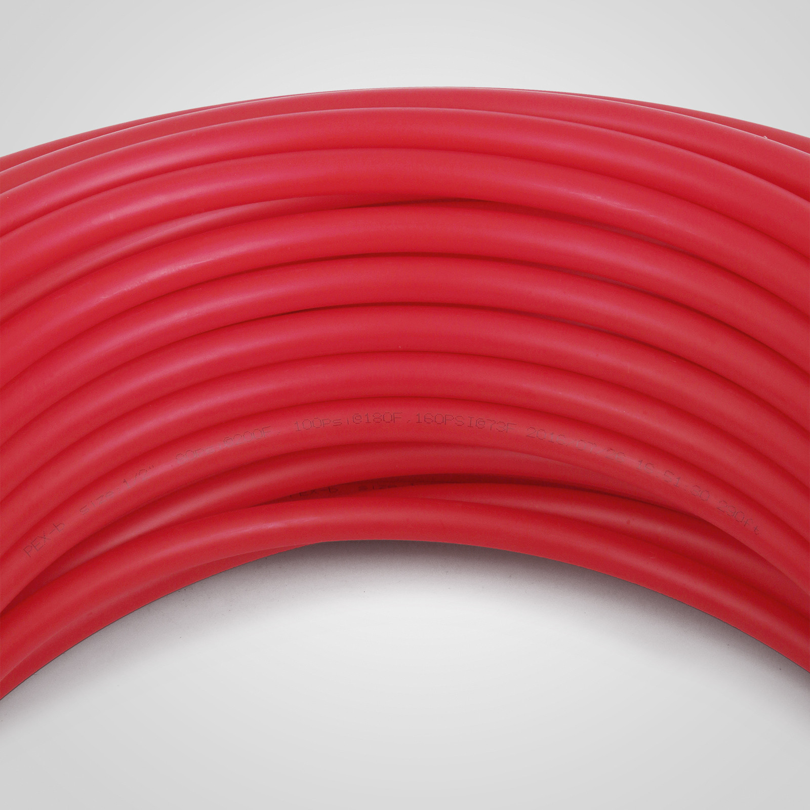 Pex tubing 1 2 1000ft fitting cross linked o2 oxy plumbing for Pex for hot water