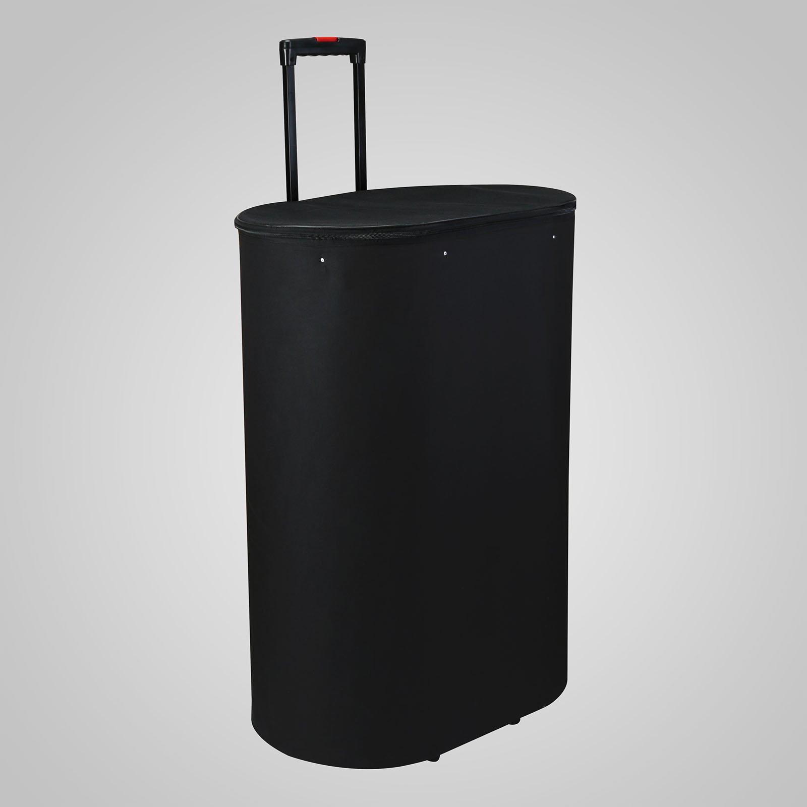 Exhibition Stand Carry Cases : Ft pop up trade show display booth roller wheels
