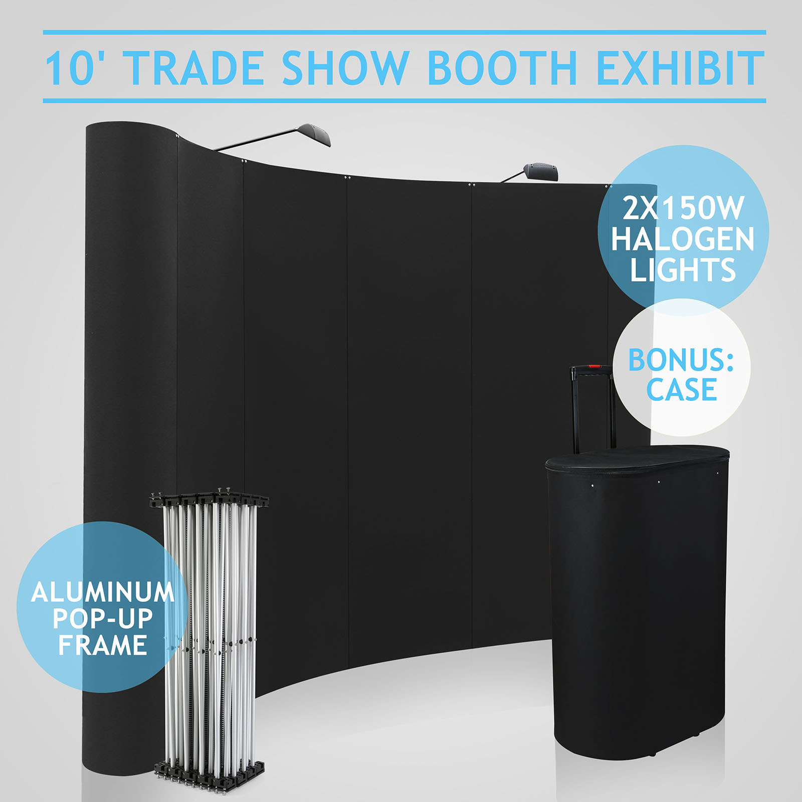 Trade Show Booth Backdrop : Pop up backdrops on shoppinder