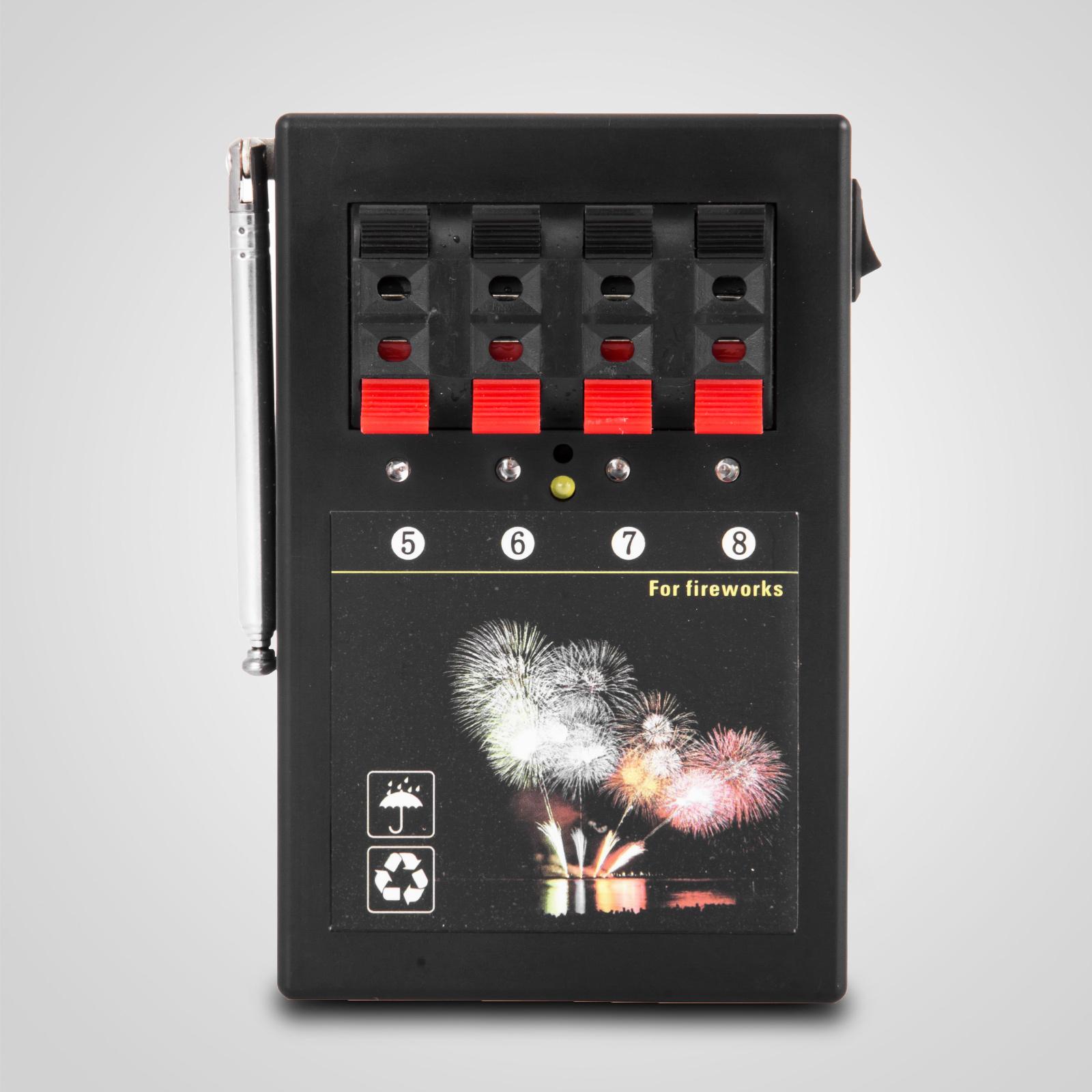 Wireless Firework remote Firing System 24//36//48//60//120cues