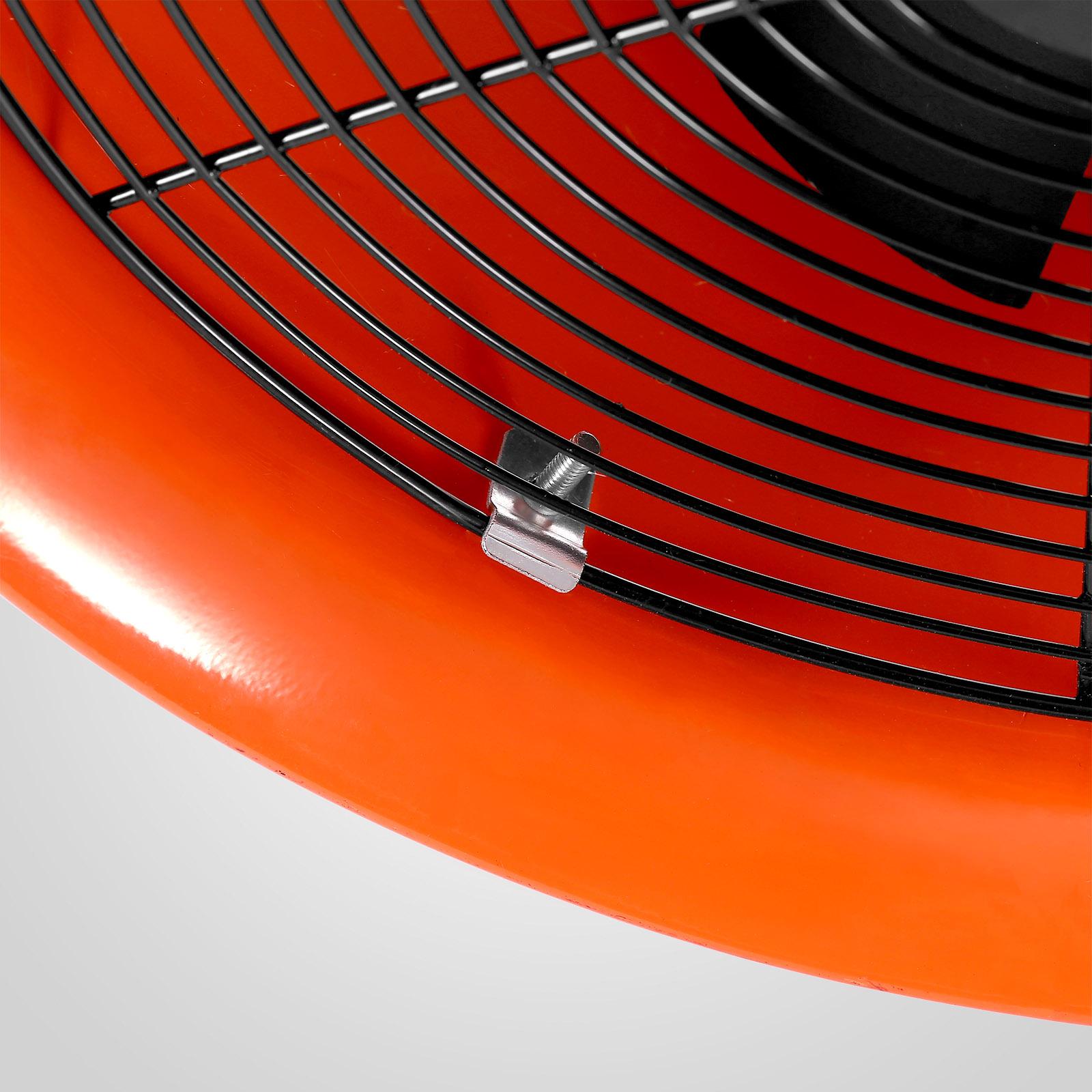 Blower Fan With Hose : Extractor fan blower portable m duct hose ventilator