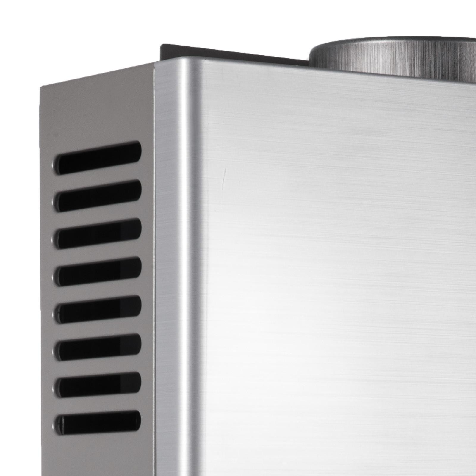 Chauffe-eau-Instantanee-a-Gaz-Naturel-Multi-Protections-12L-Min-Avec-Douche miniature 7