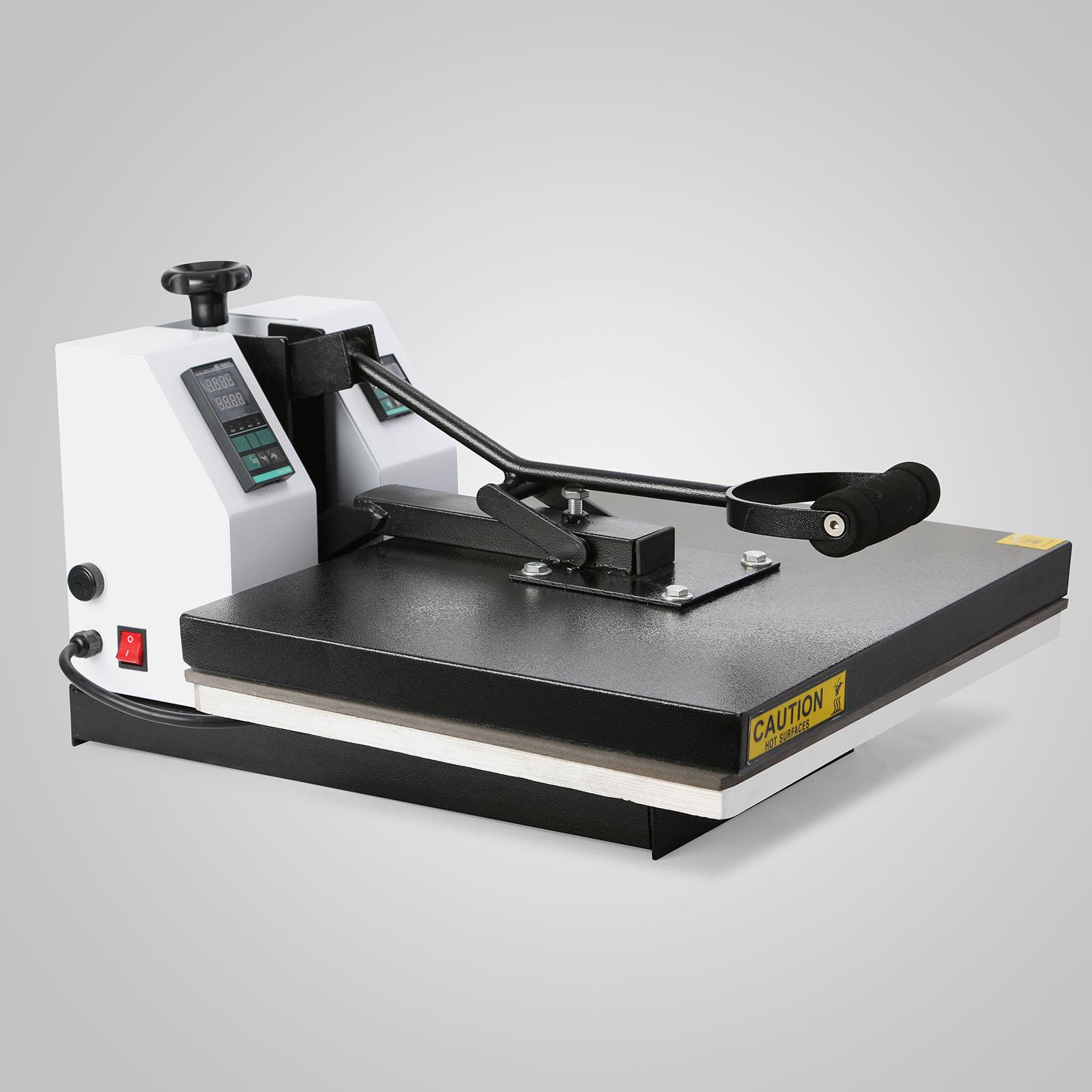 T Shirt Heat Press Transfer Machine 40x50cm Pressing