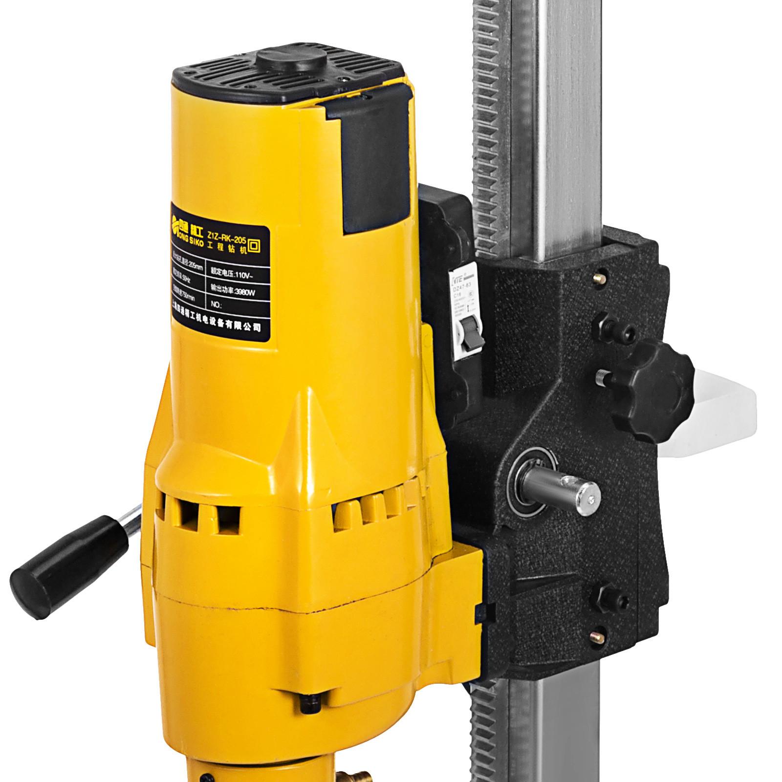 "6/""//8/""//10/"" Holes Diamond Core Drill Drilling Machine Rig Motor Ceramic Water Dry"