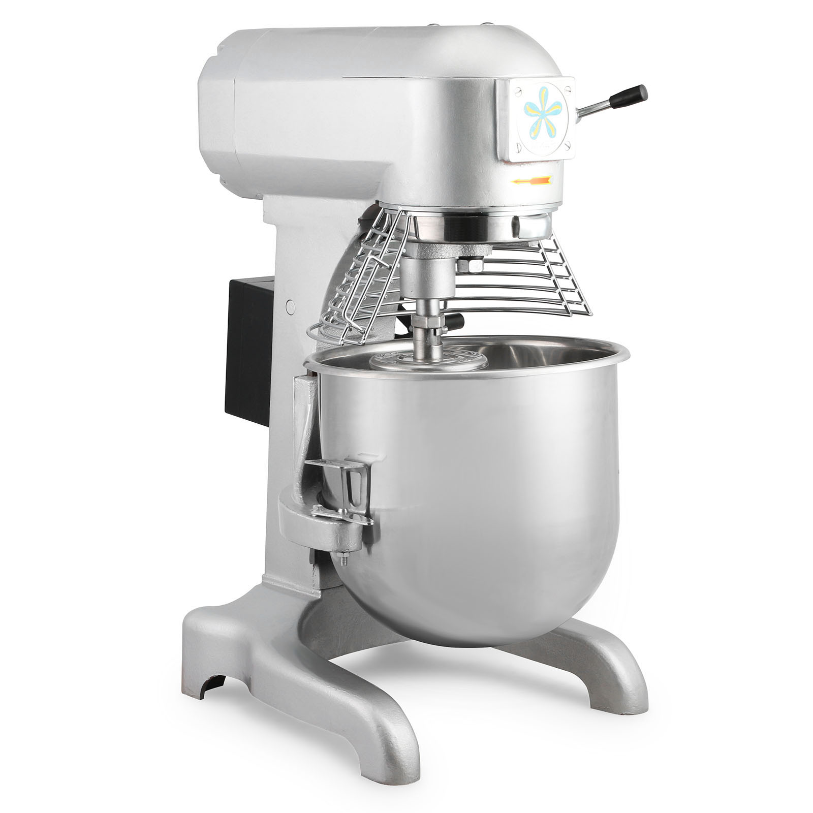 Food Dough Stand Mixer Mixing Tool Stainless Steel Bowl