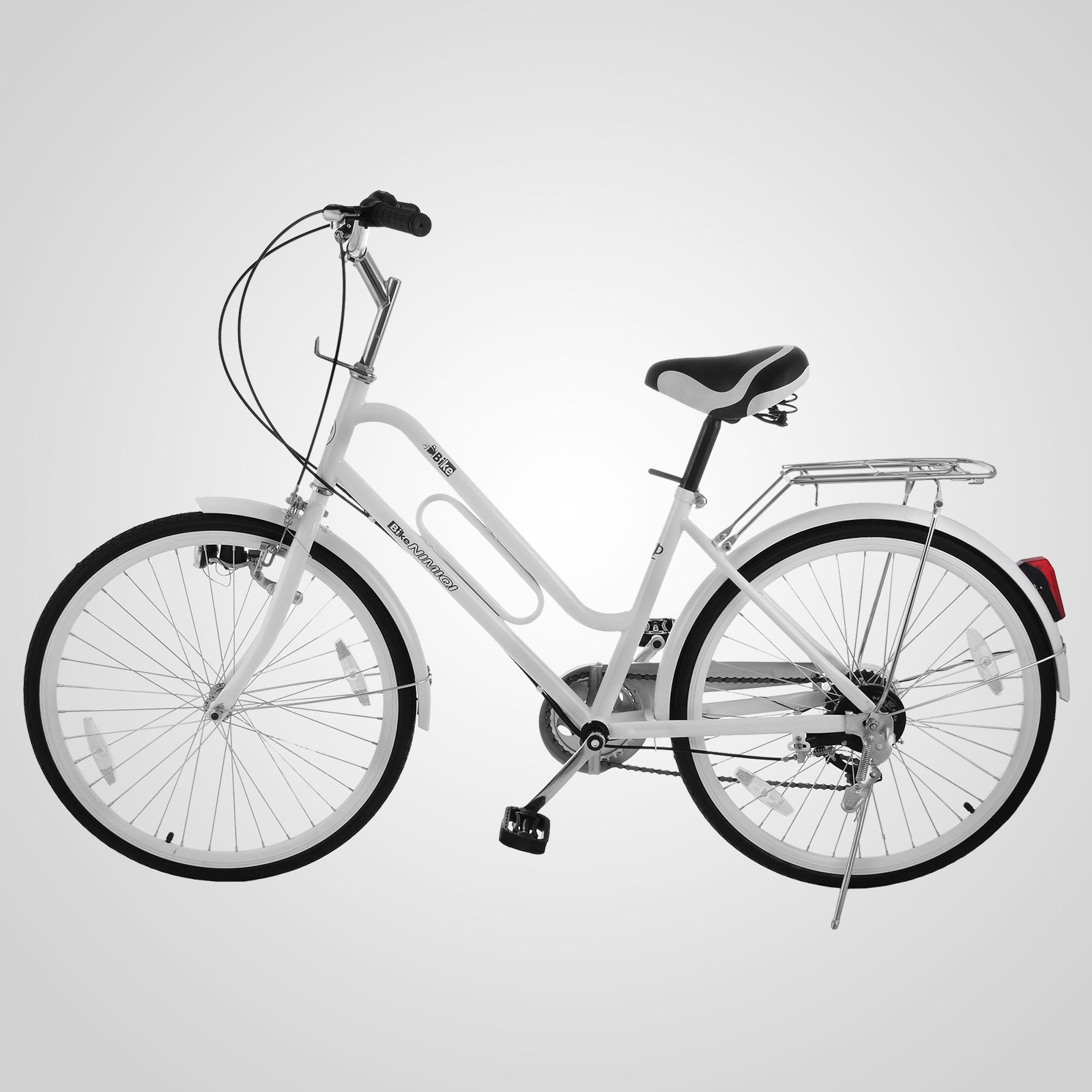 24 zoll stadt fahrrad kinderfahrrad 6 gang damen. Black Bedroom Furniture Sets. Home Design Ideas