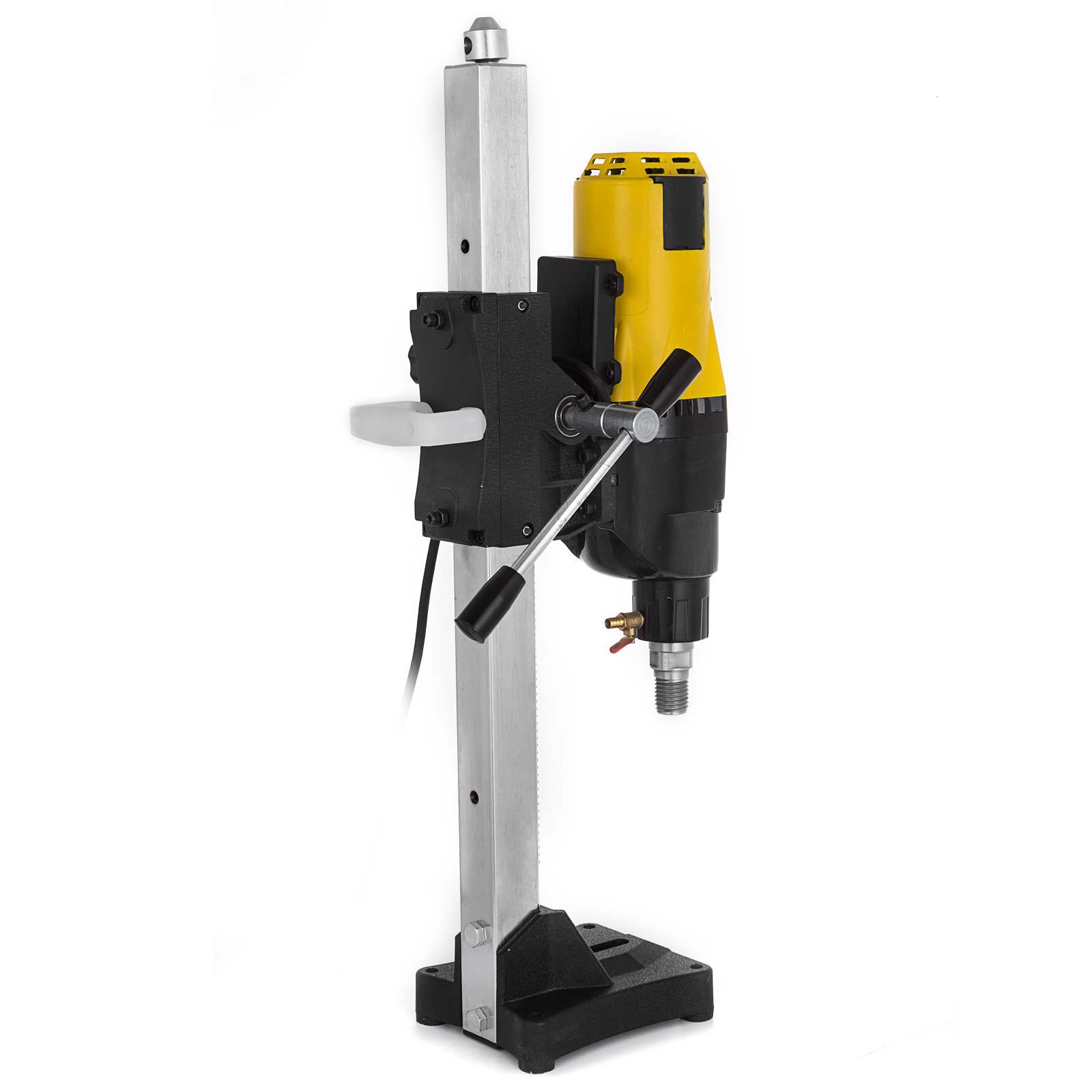 "10/"" Diamond Core Drill Concrete Drilling Machine With Stand Press Drilling 4450W"