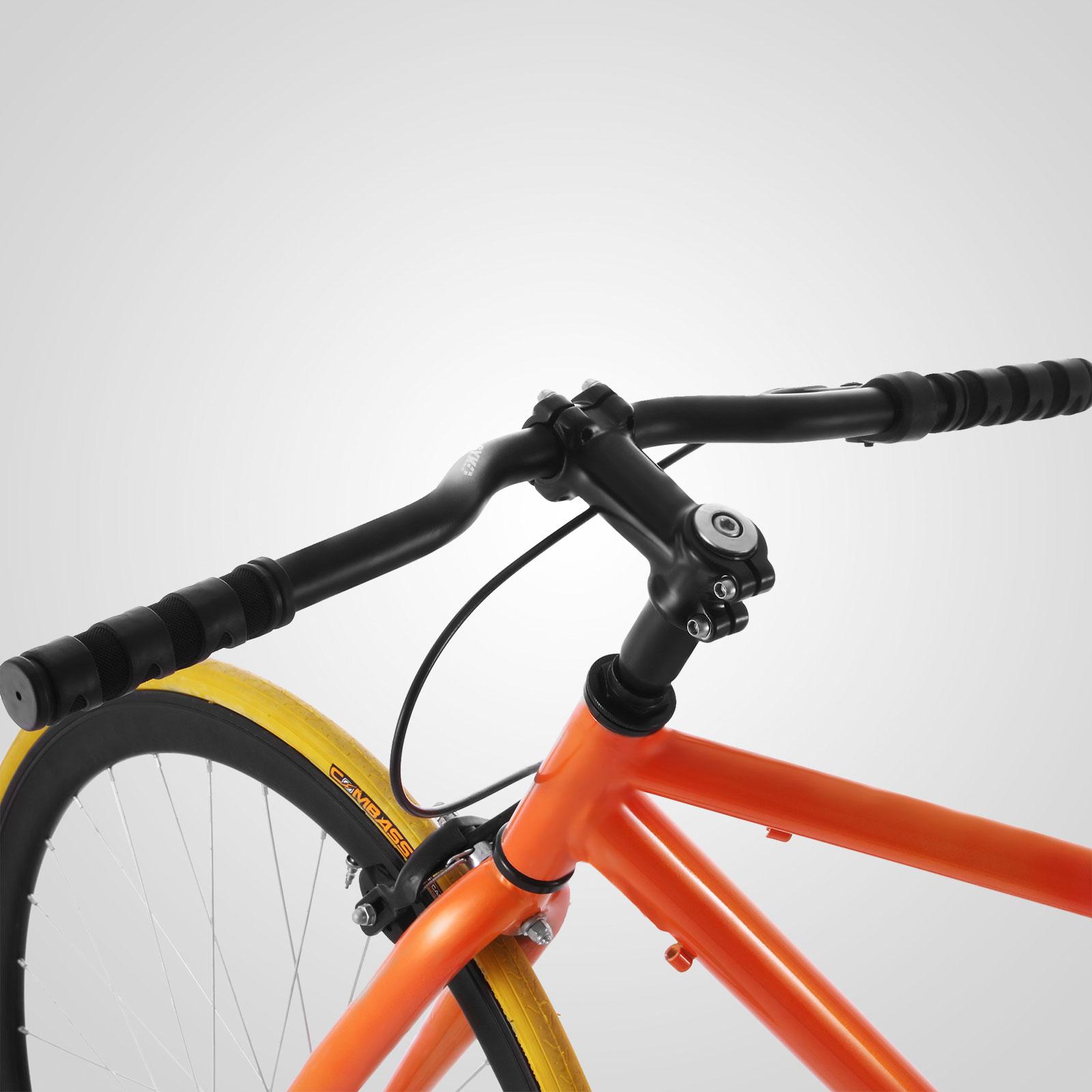 27 Quot Fixie Road Bike Fixie Bicycle Fixed Gear Bike Single