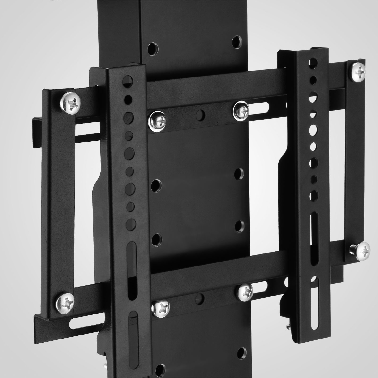 20 tv lift standfu bracket h henverstellbar montagehalterungen standfu ebay. Black Bedroom Furniture Sets. Home Design Ideas
