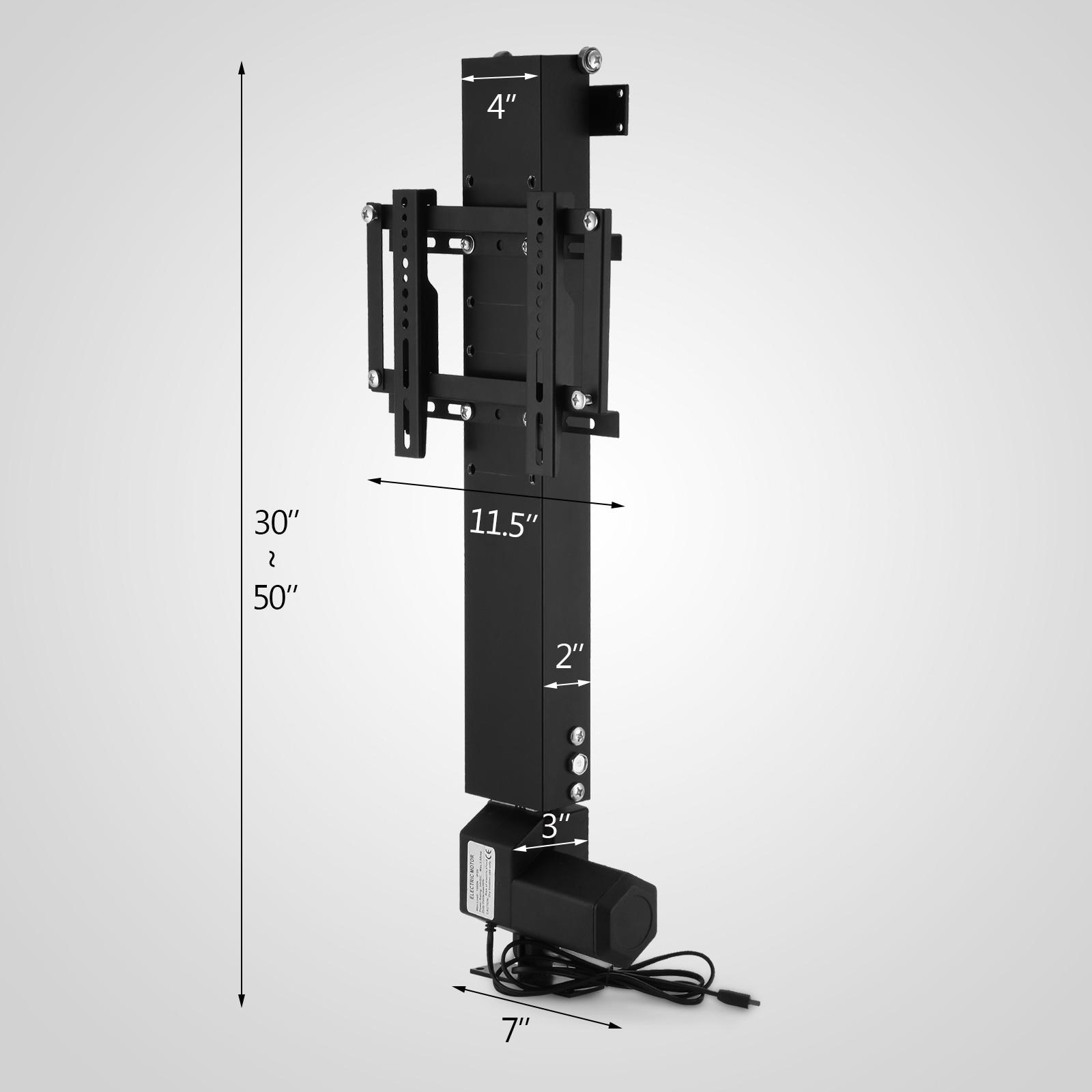 Automatical Tv Lift Bracket W Controller Multi Purpose