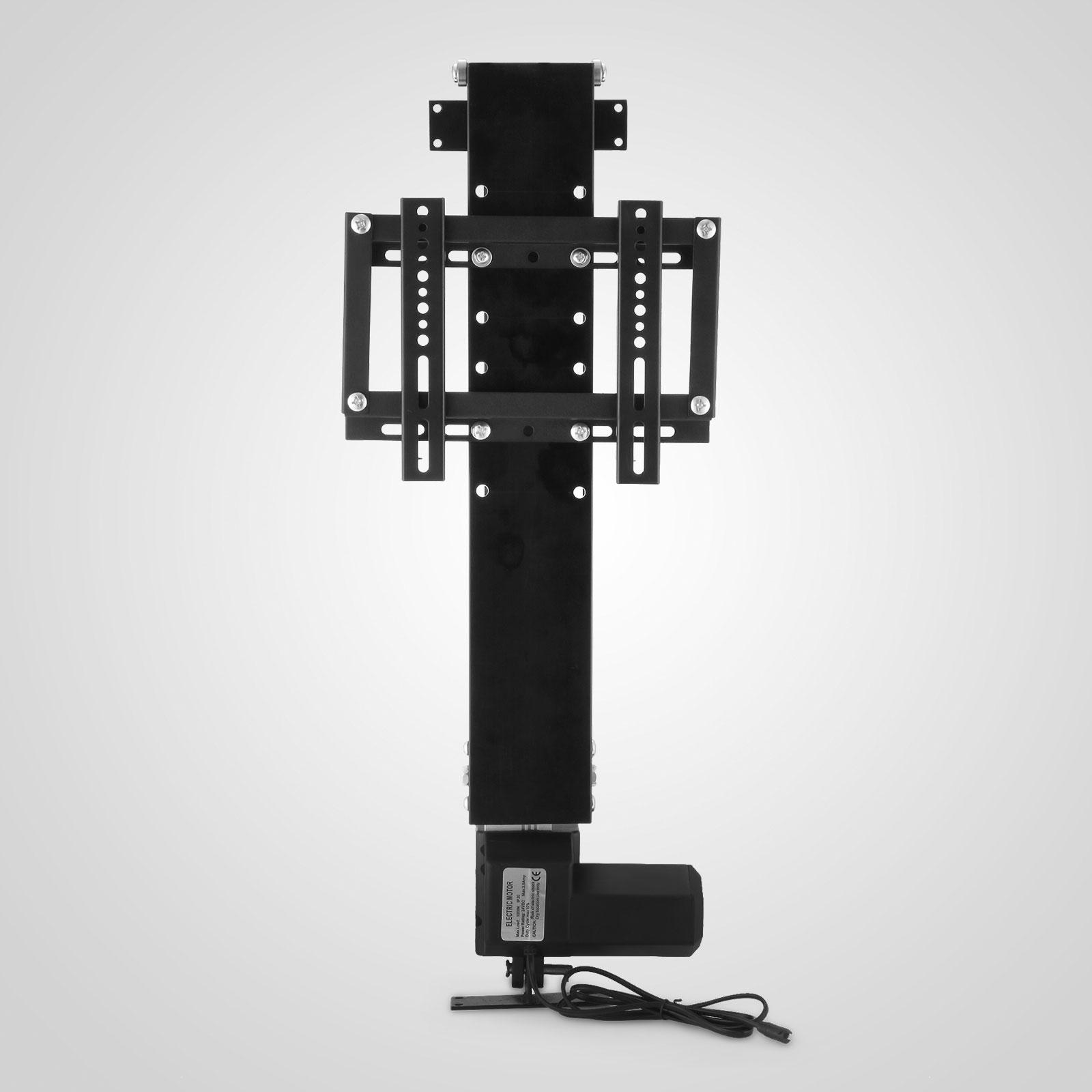 Automatical Tv Lift Bracket Wall Mounted Capacity 75kg W