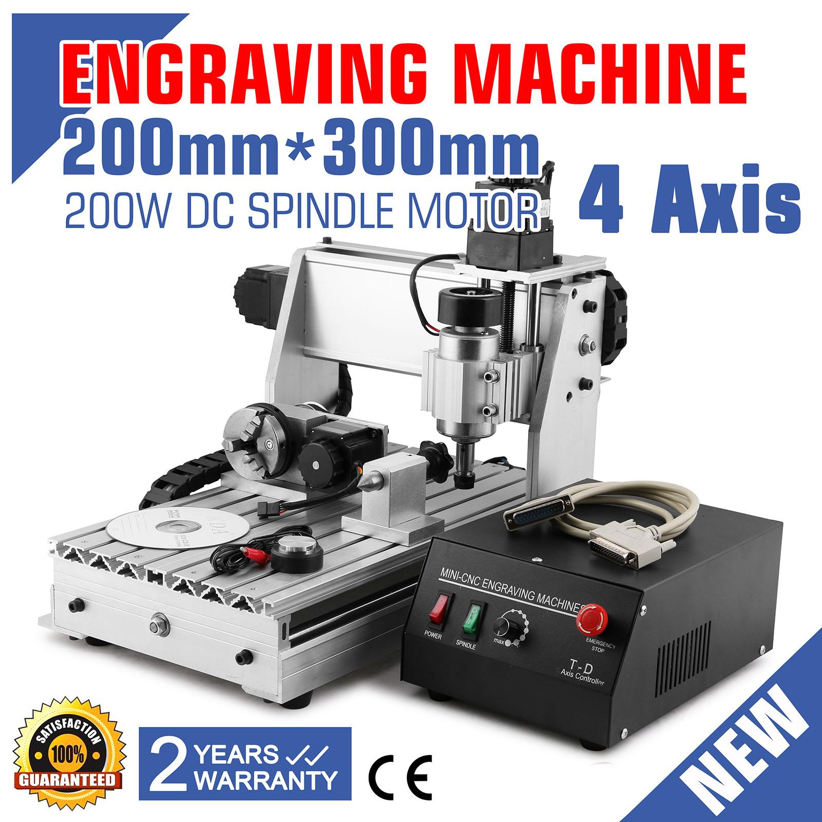 CNC-ROUTER-GRAVIERMASCHINE-4-AXIS-3020T-CUTTING-GRAVIERUNG-FRASMASCHINE-POPULAR