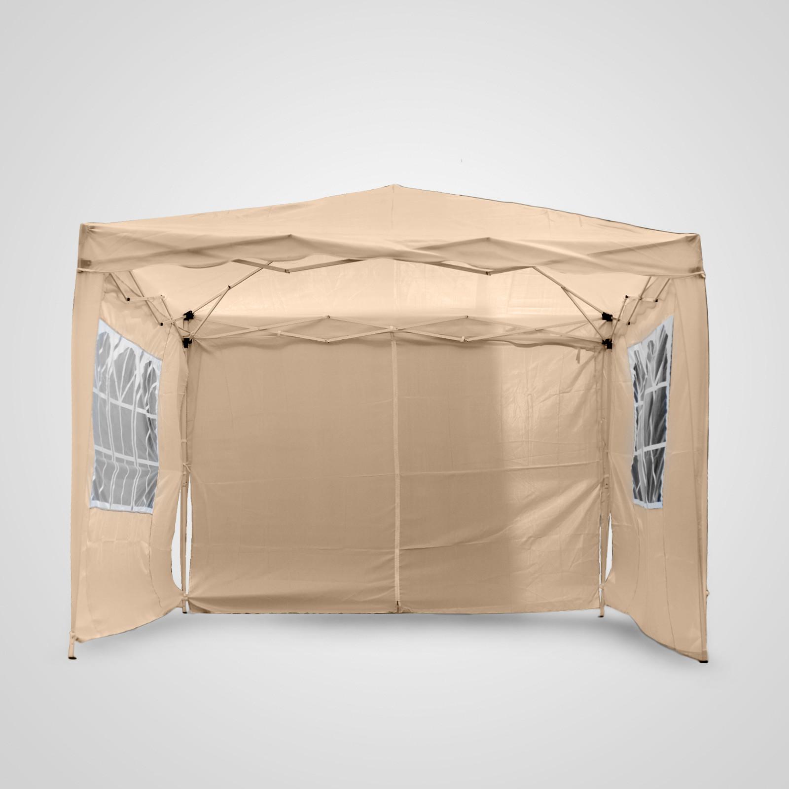 Waterproof Pop Up Shelter : M pop up gazebo tent waterproof canopy awning patio sun