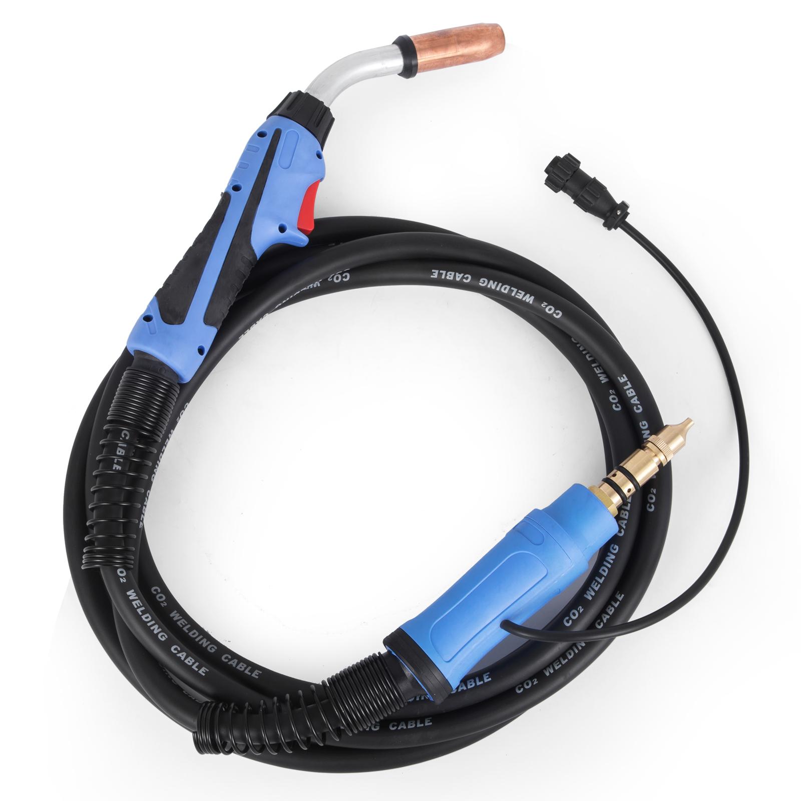 M10//M15//M25 100-250Amp MIG Welding Gun Torch Stinger 10-15ft  for Miller welder