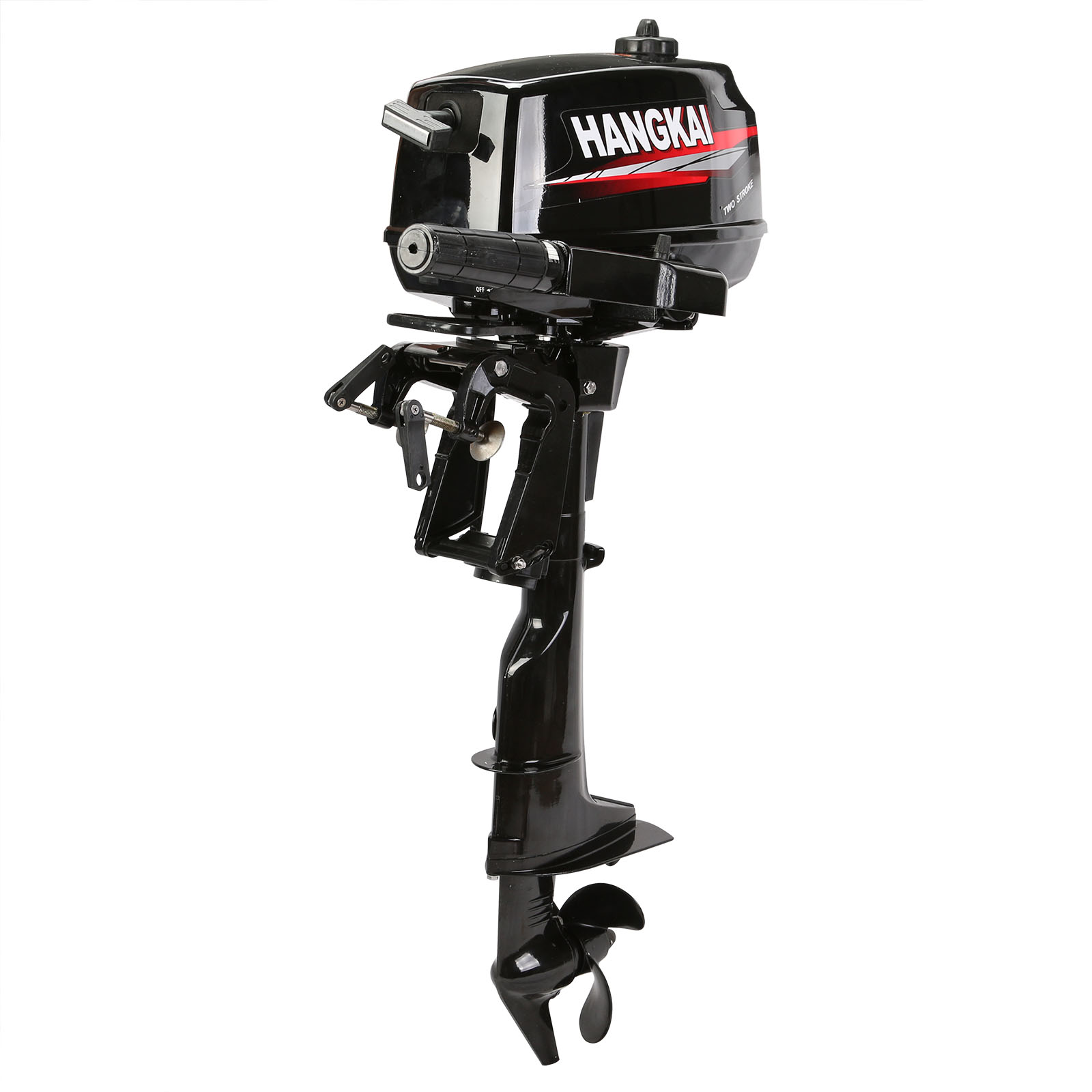 Outboard Motor 4hp 4 Hp For 1 5l Fuel Tank 2 Stroke Two