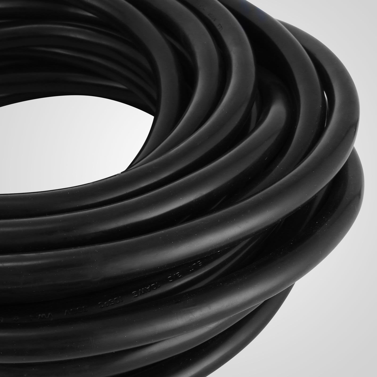 25/'-50/' 220 Volt Heavy Duty 10//3,8//3 Welder Extension Cord for MIG TIG Plasma
