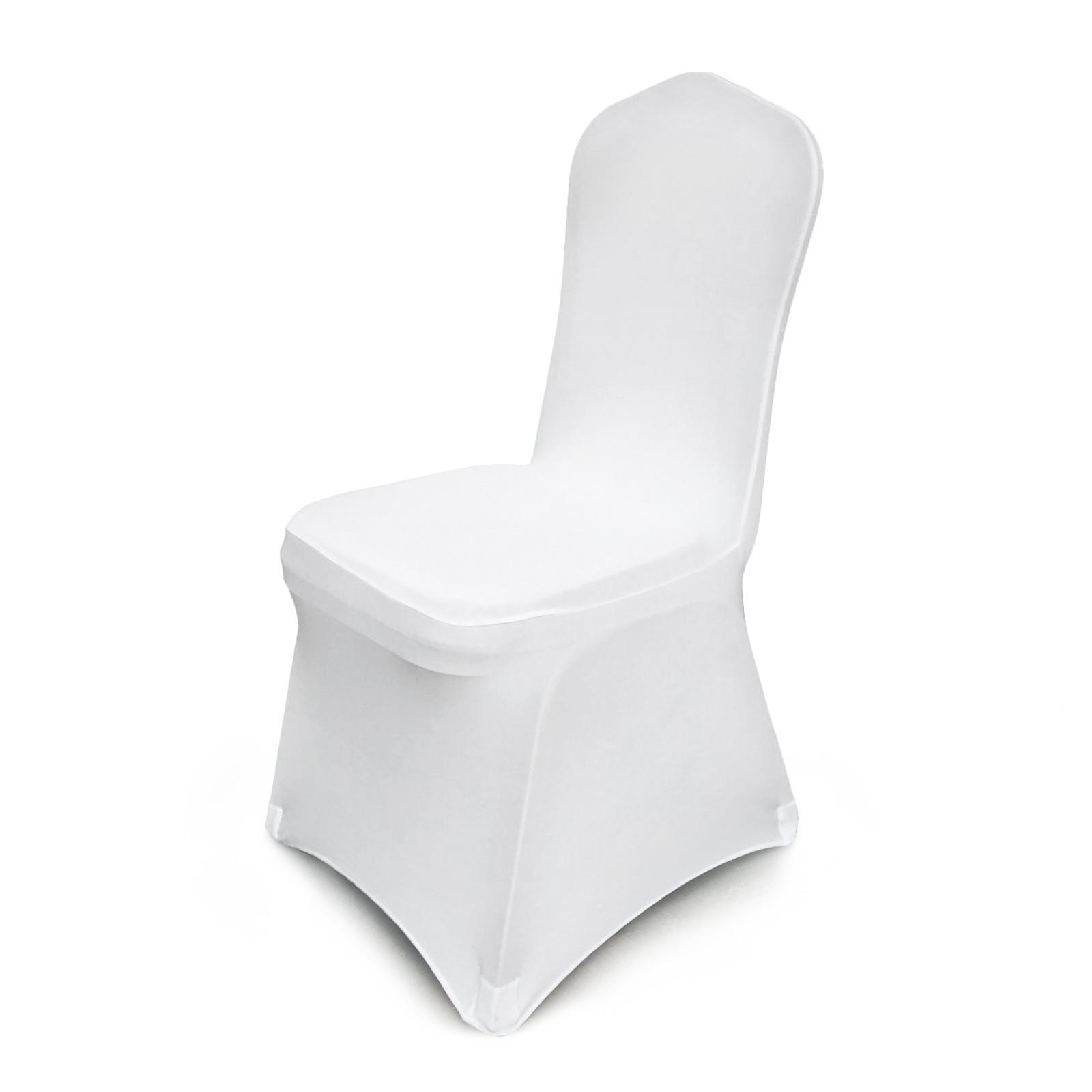 100 50x housses de chaise spandex lycra h tel restaurant mariage soir e f te ebay - Housse de chaise lycra mariage ...