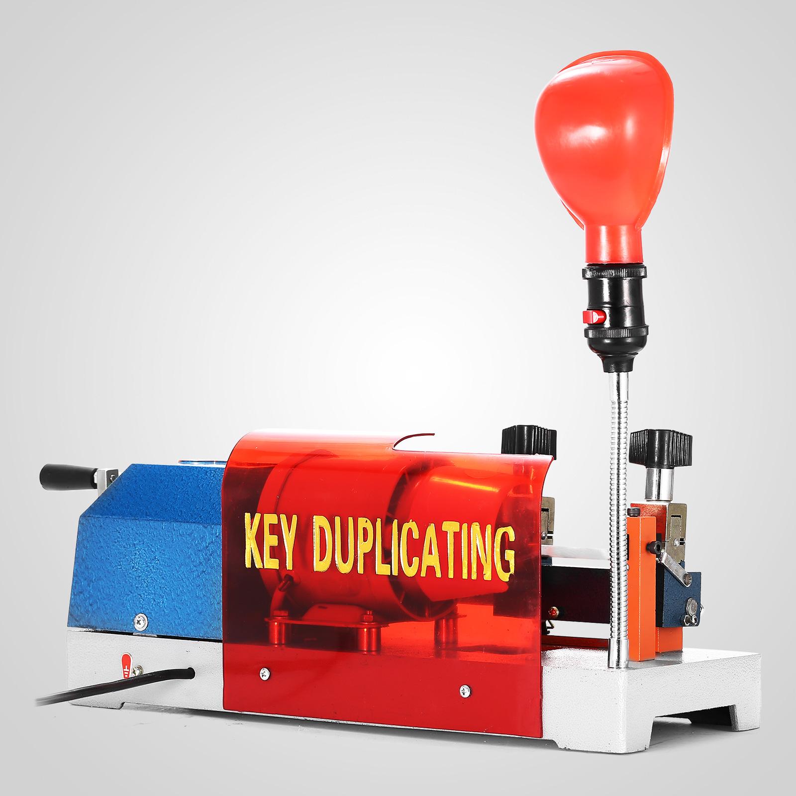 automatic key duplicating machine