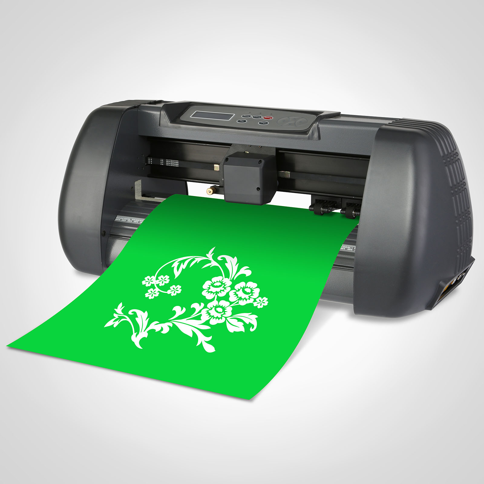 5in1 Heat Press Transfer Vinyl Cutting Plotter T Shirt