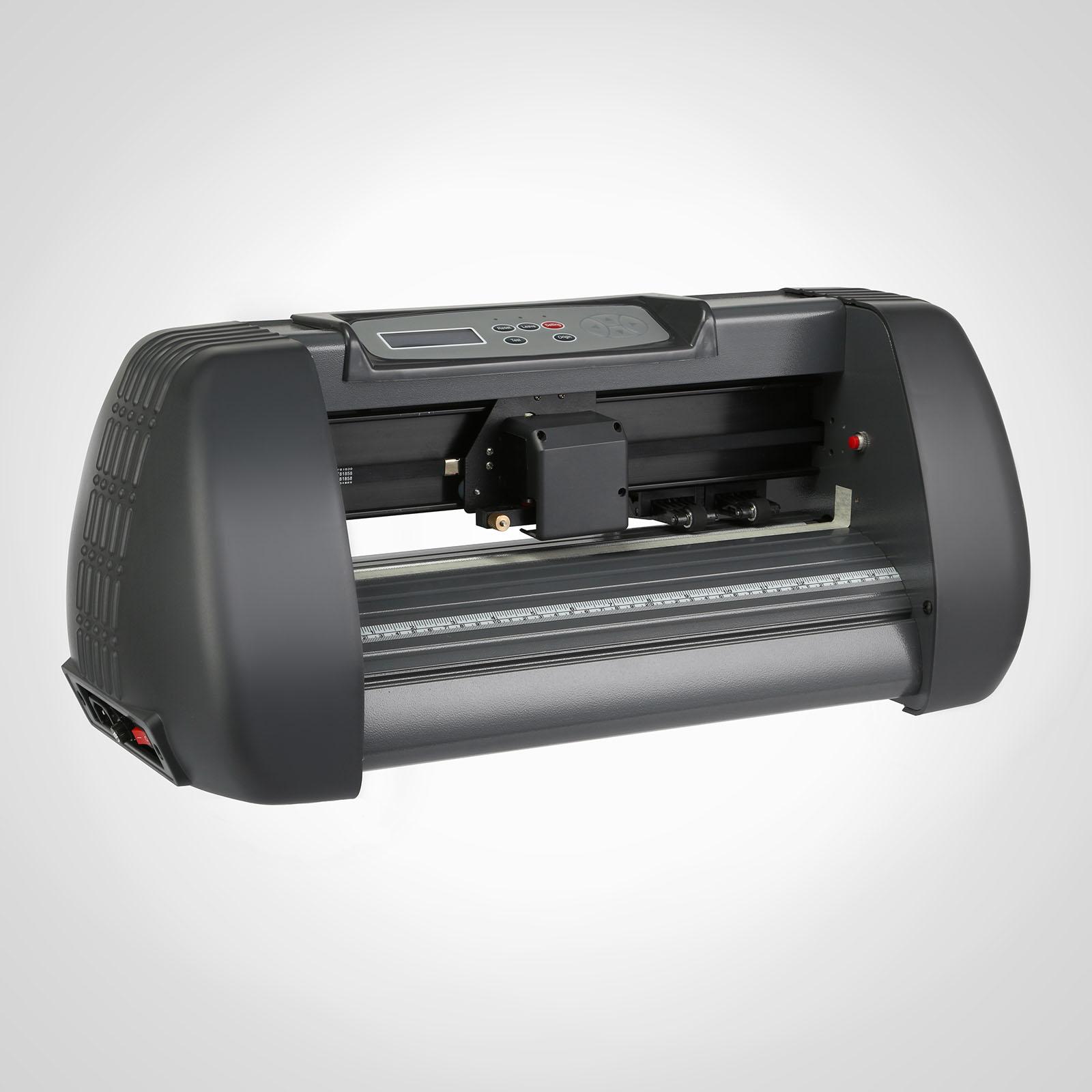 cutter plotter and heat press machine