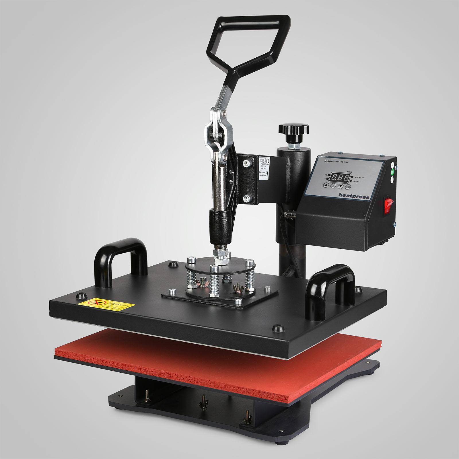 heat press vinyl machine