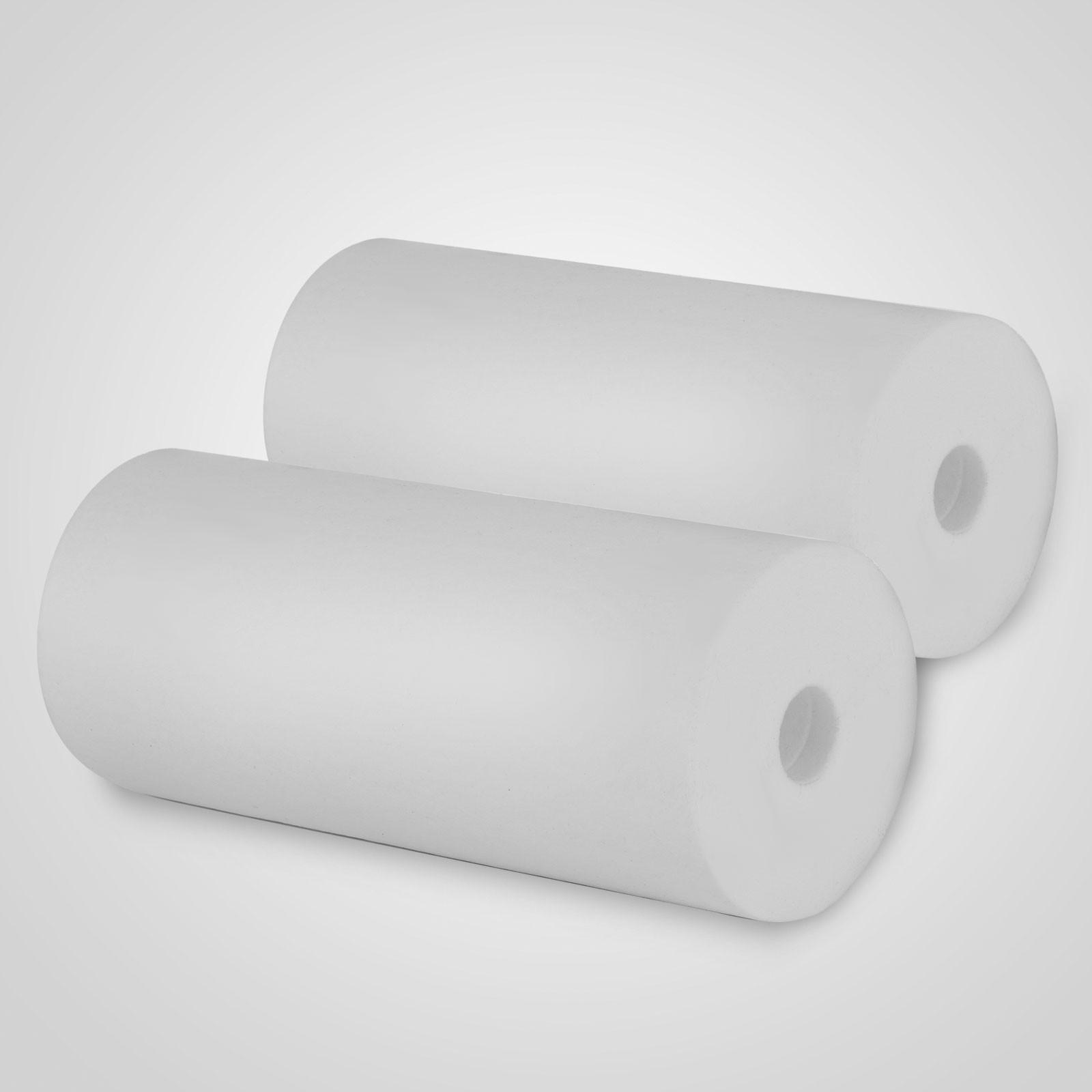 20Pcs-Cartouche-Filtrante-5-Micron-10-034-X-4-5-034-Contre-Sediments-Particules miniature 10