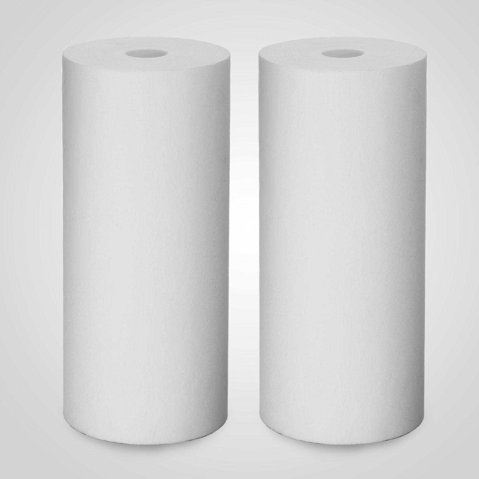 20Pcs-Cartouche-Filtrante-5-Micron-10-034-X-4-5-034-Contre-Sediments-Particules miniature 11