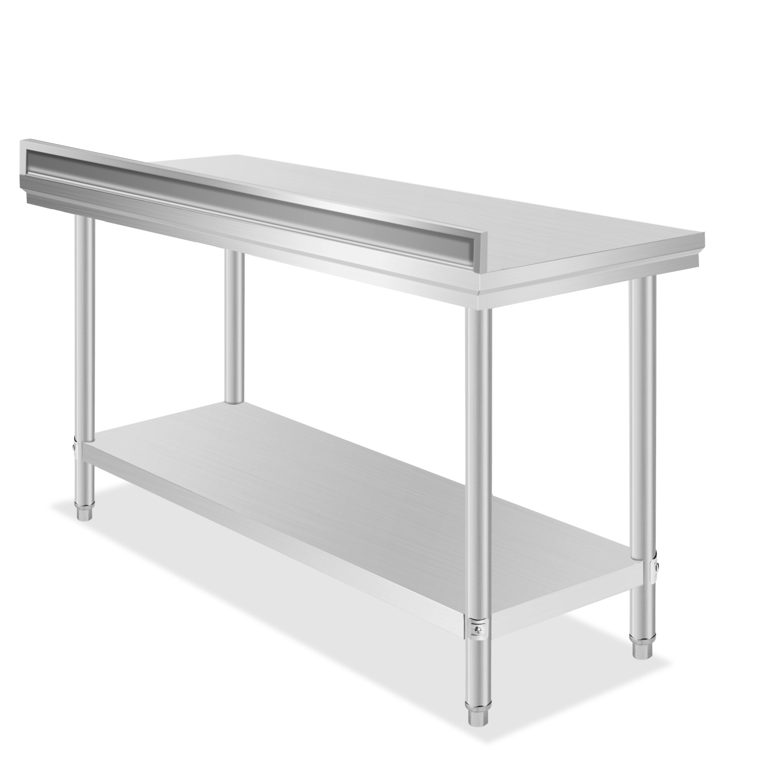 Commercial Kitchen Stainless Steel Work Prep Table 24 X 60