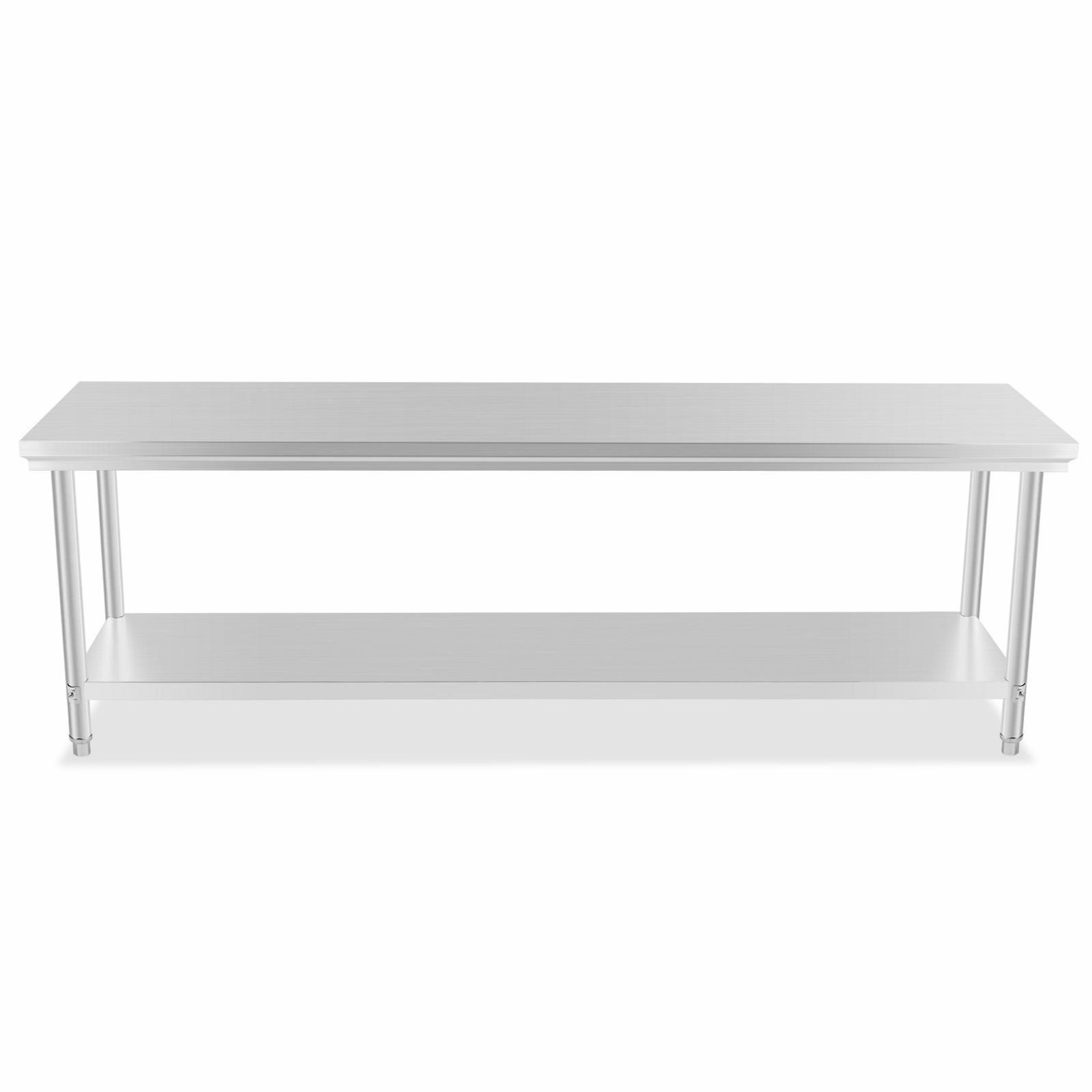 Commercial Stainless Steel Work Bench Food Prep Kitchen