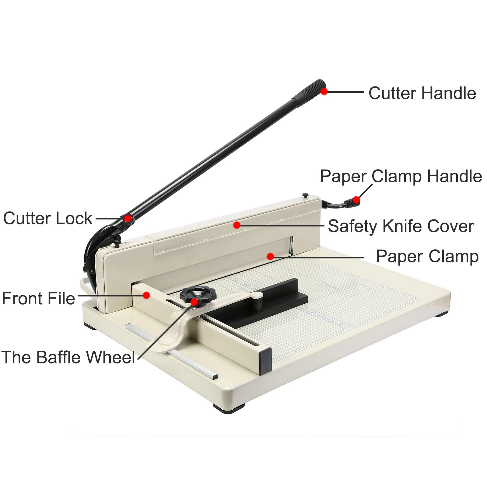 paper trimmer machine