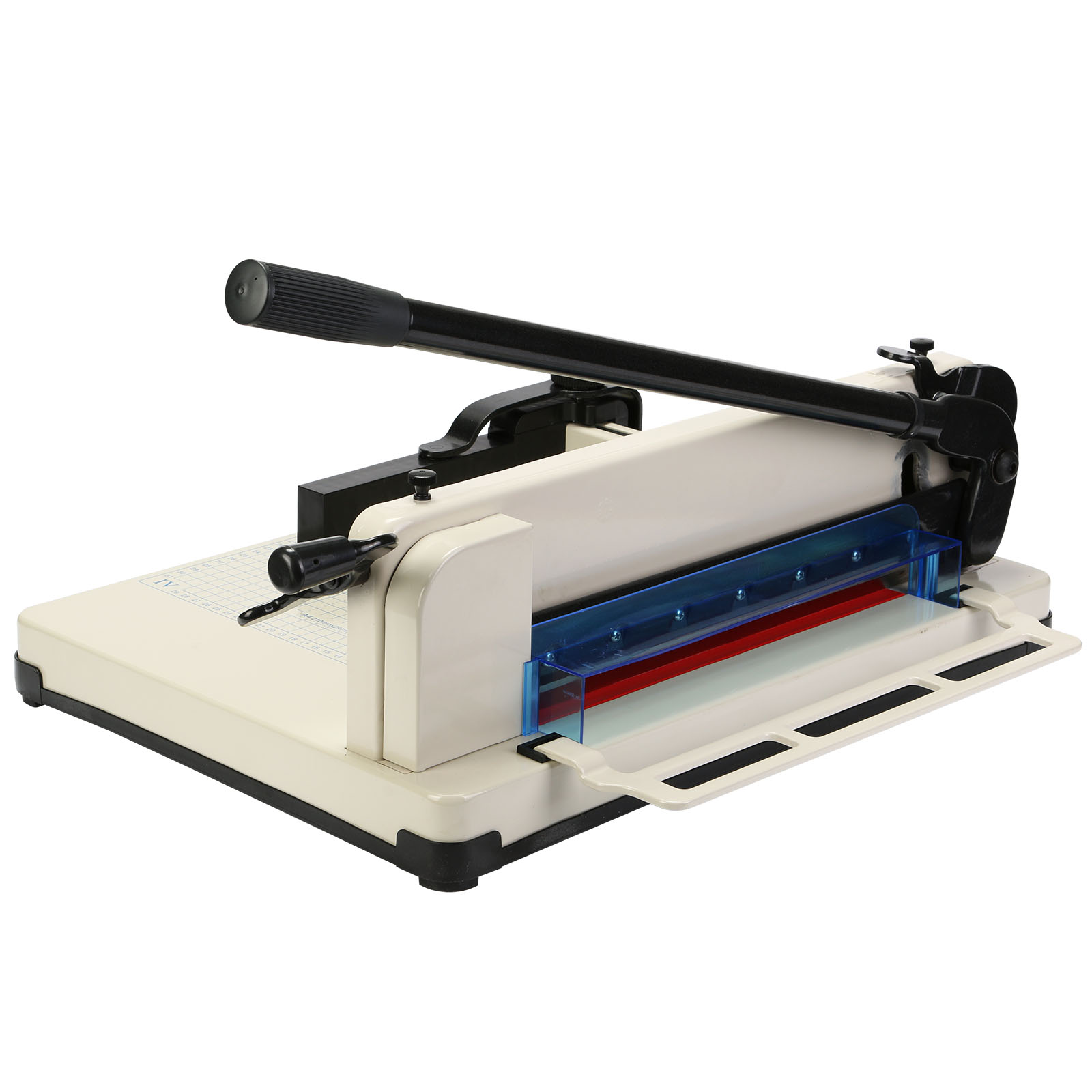 industrial paper cutter Electric paper cutters for universities if your university has high capacity cutting requirements, than an electric cutter is a valuable investment these powerful cutting machines combine a high capacity, with high speed, safety, and ease-of-use, making them perfect for your college print and copy shop.