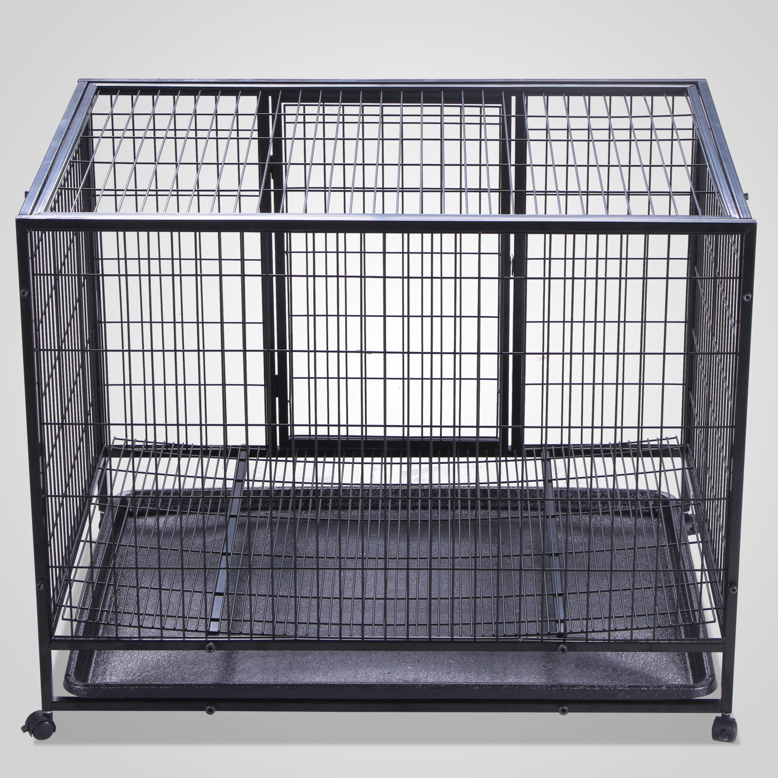 Heavy Duty Dog Cage Uk