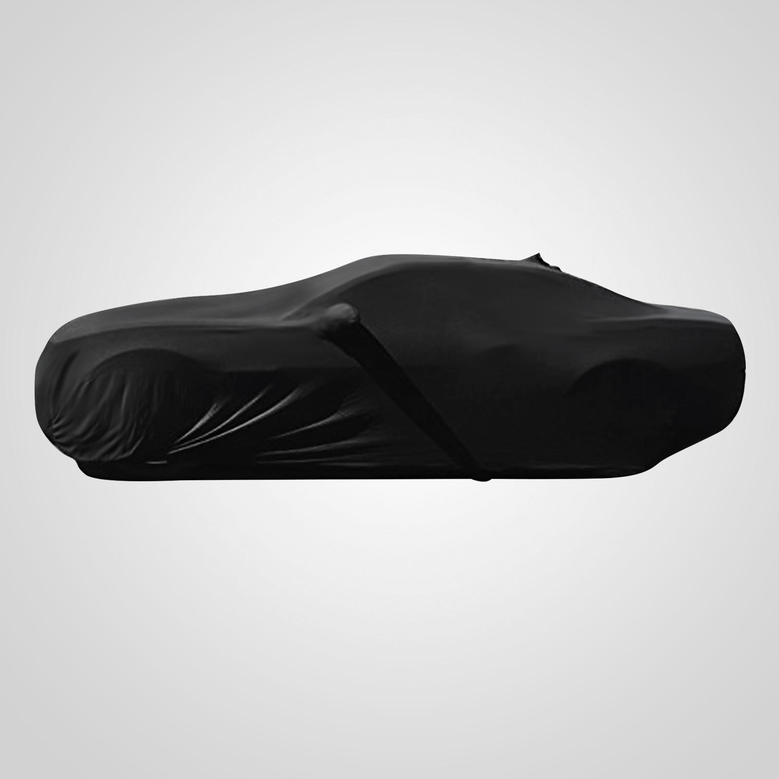 Housse voiture pour porsche 911 996 997 polyester noir for Housse porsche 997