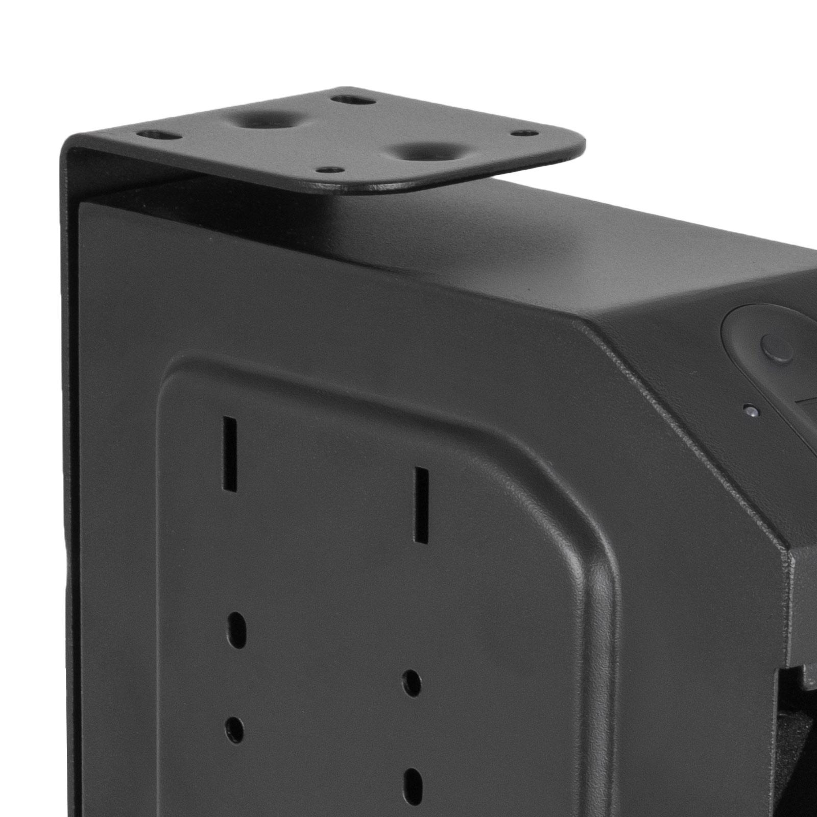 Pistol-Safe-Hand-Gun-Safe-Box-Biometric-Fingerprint-Storage-Home-Office-Security thumbnail 10