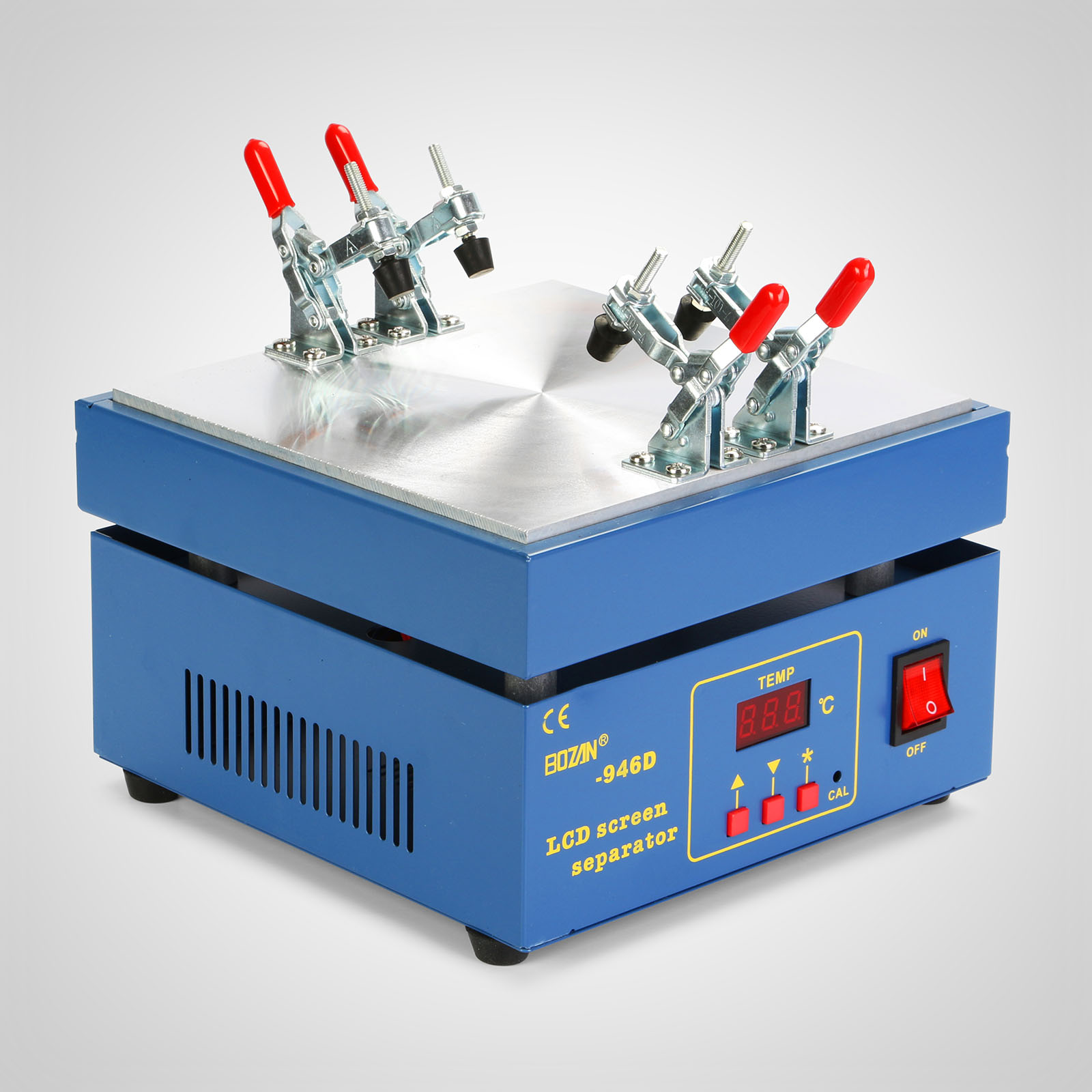 glass removal machine