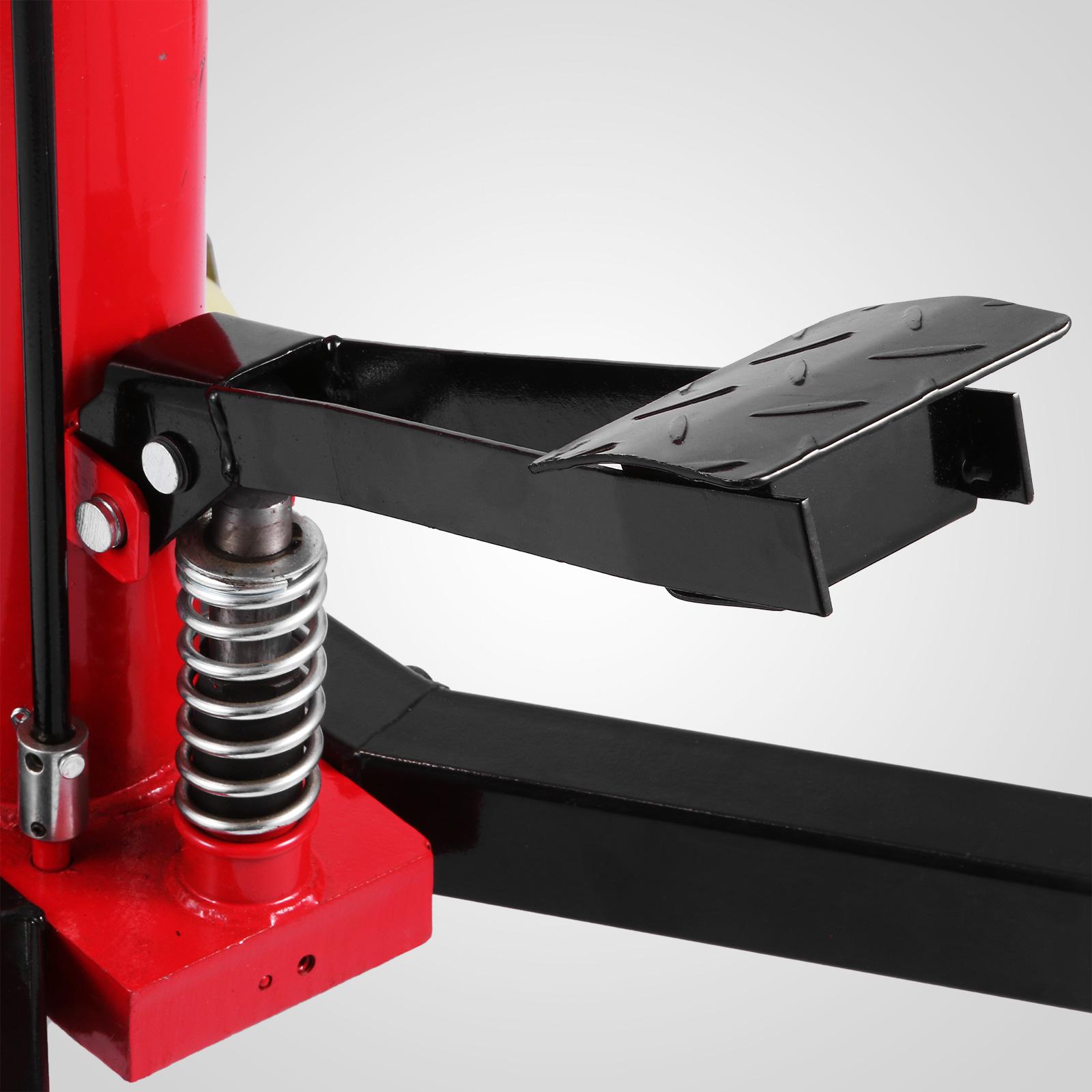 Hydraulic Puller Jack : Lb t stage hydraulic transmission jack heavy duty