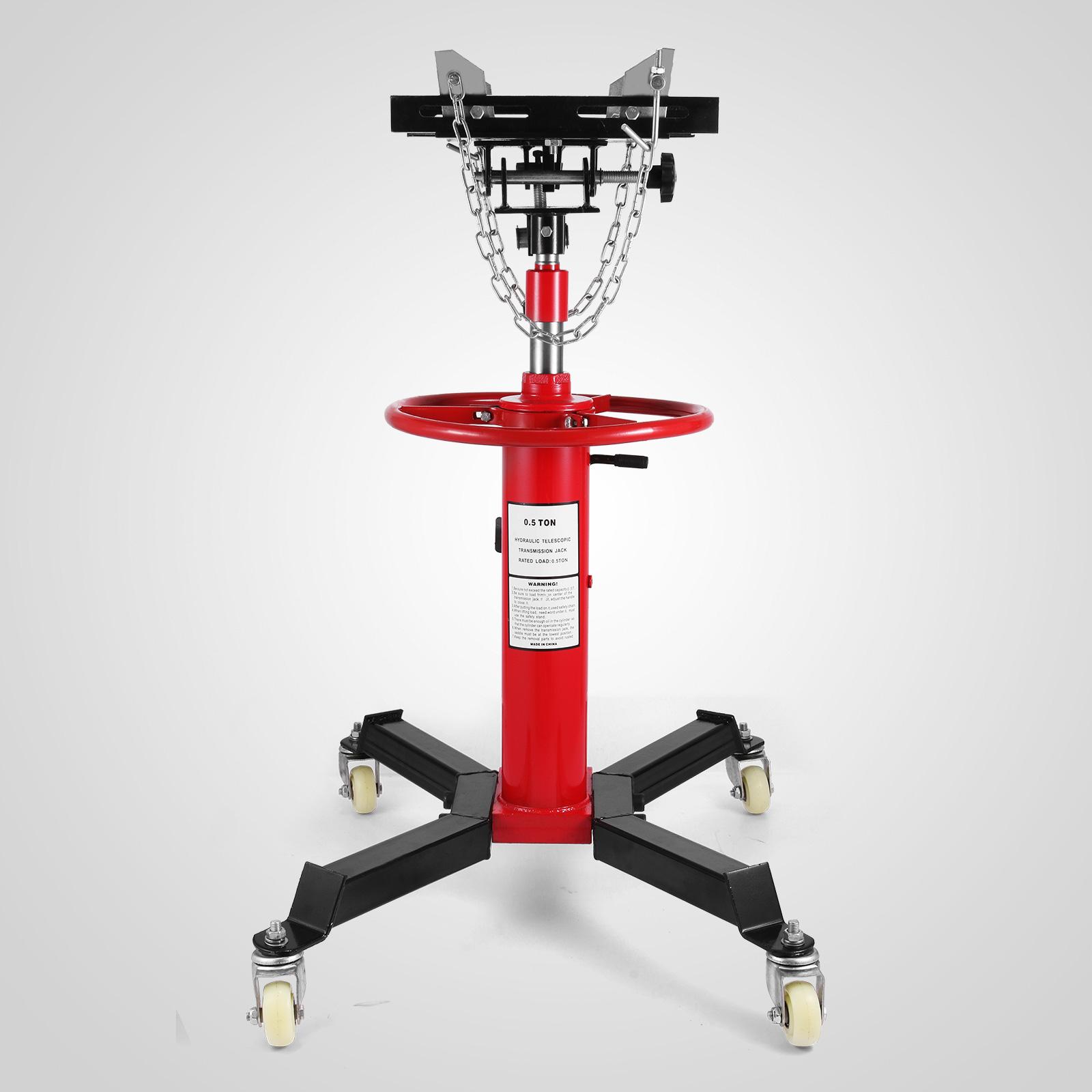 Hydraulic Puller Jack : Lb stage hydraulic transmission jack heavy duty