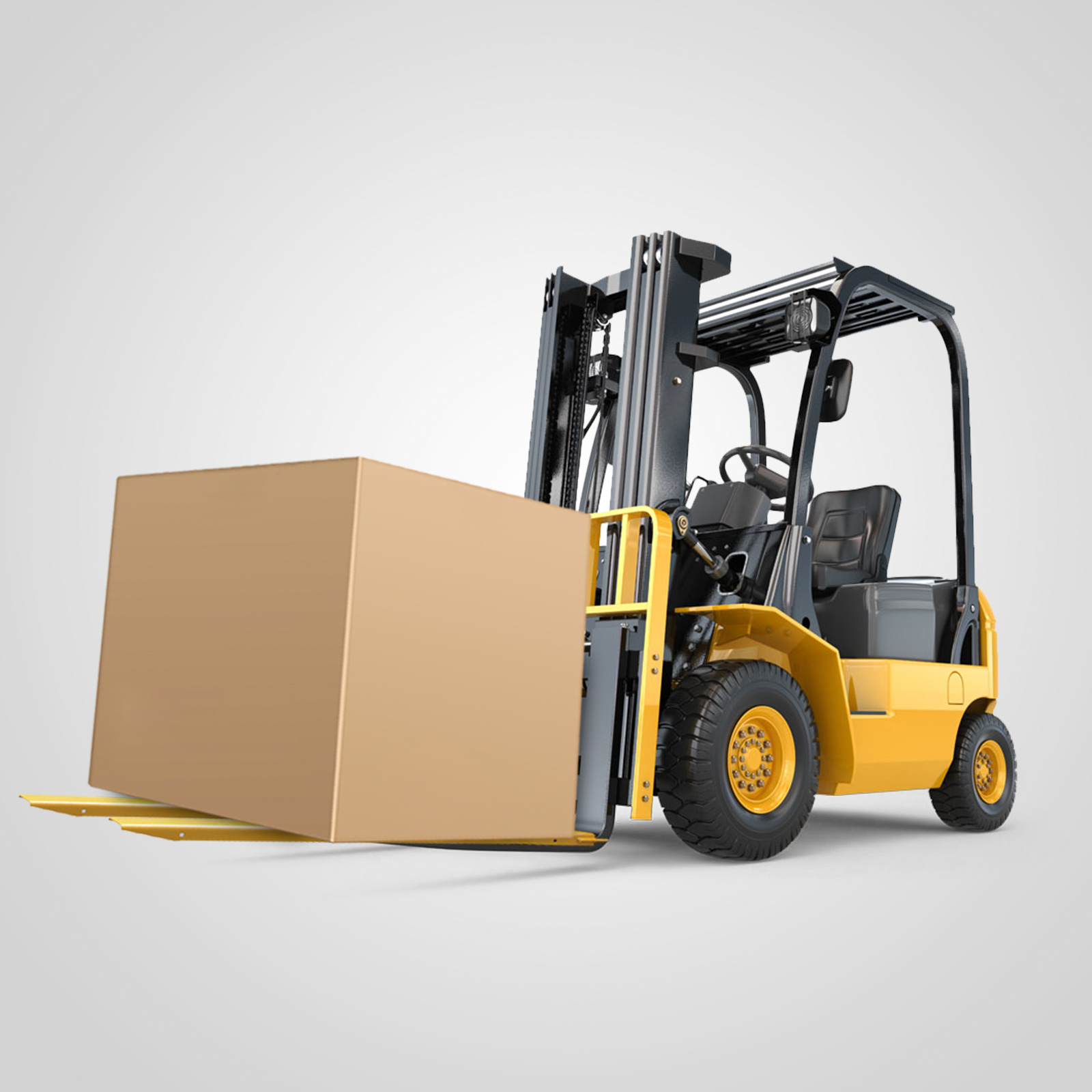 Fork Lift Extensions : Quot pair pallet fork extensions for forklifts lift truck