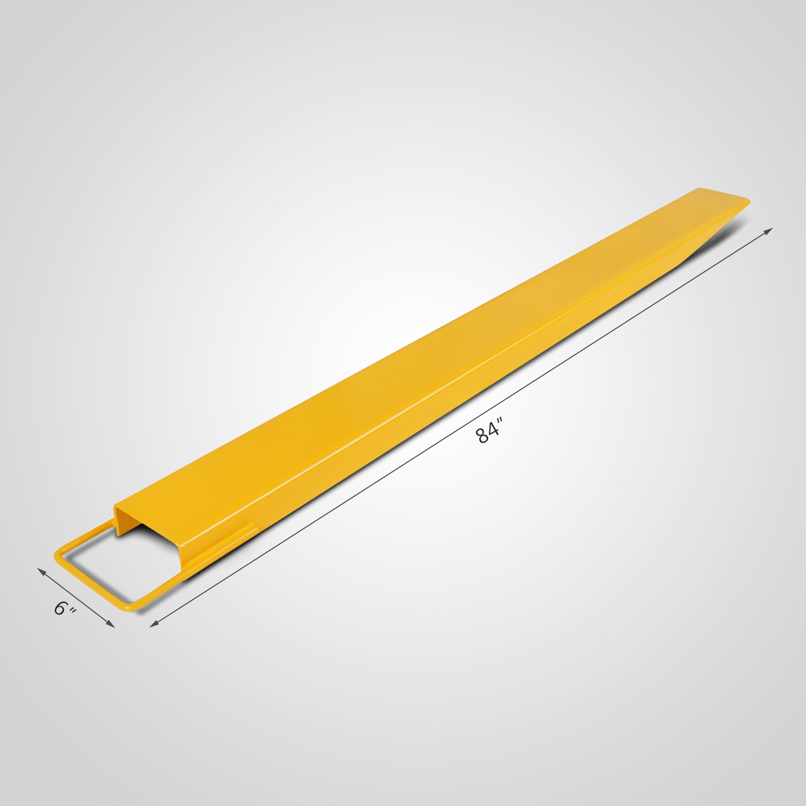 Heavy Duty Fork Lift Extensions : Quot x forklift pallet fork extensions pair heavy duty