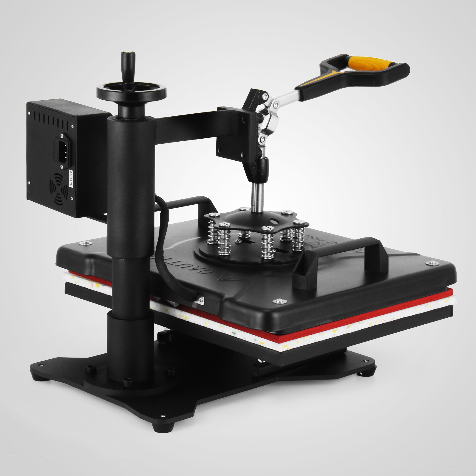digital heat press machine