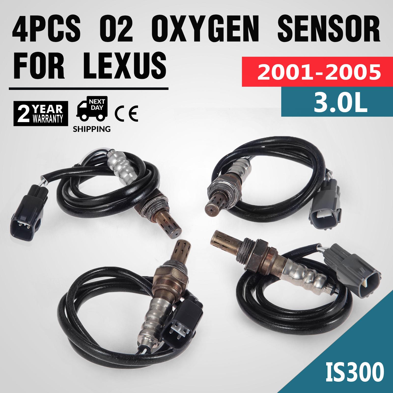 Lambda Oxygen Sensor ZJ38-18-8G1 fits Mazda 2 DE Demio DY 1.3L 1.5L