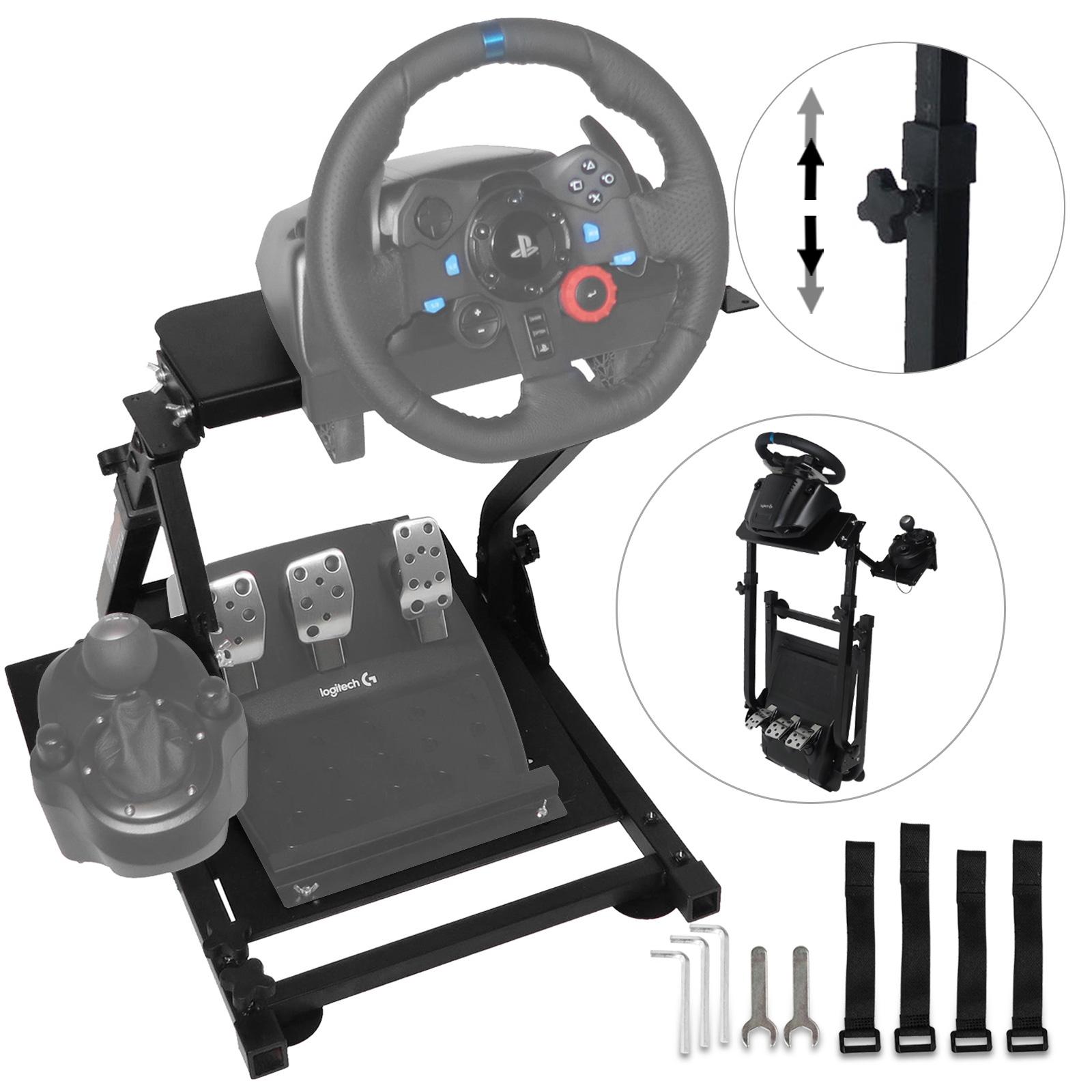 RACING VOLANTE SOPORTE para Logitech G29 feel applicable Wheel Platform