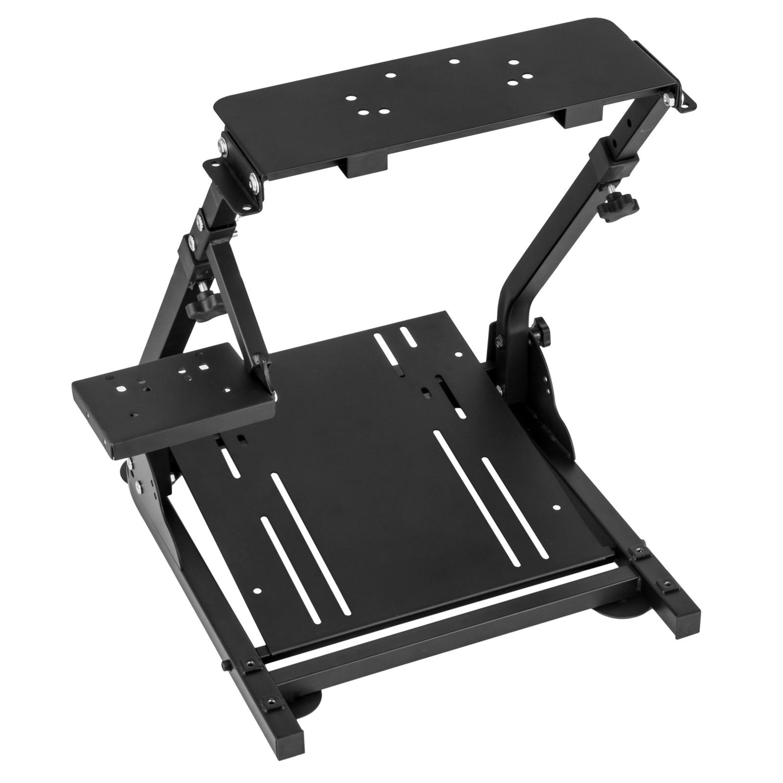 racing simulator steering wheel stand logitech g920. Black Bedroom Furniture Sets. Home Design Ideas