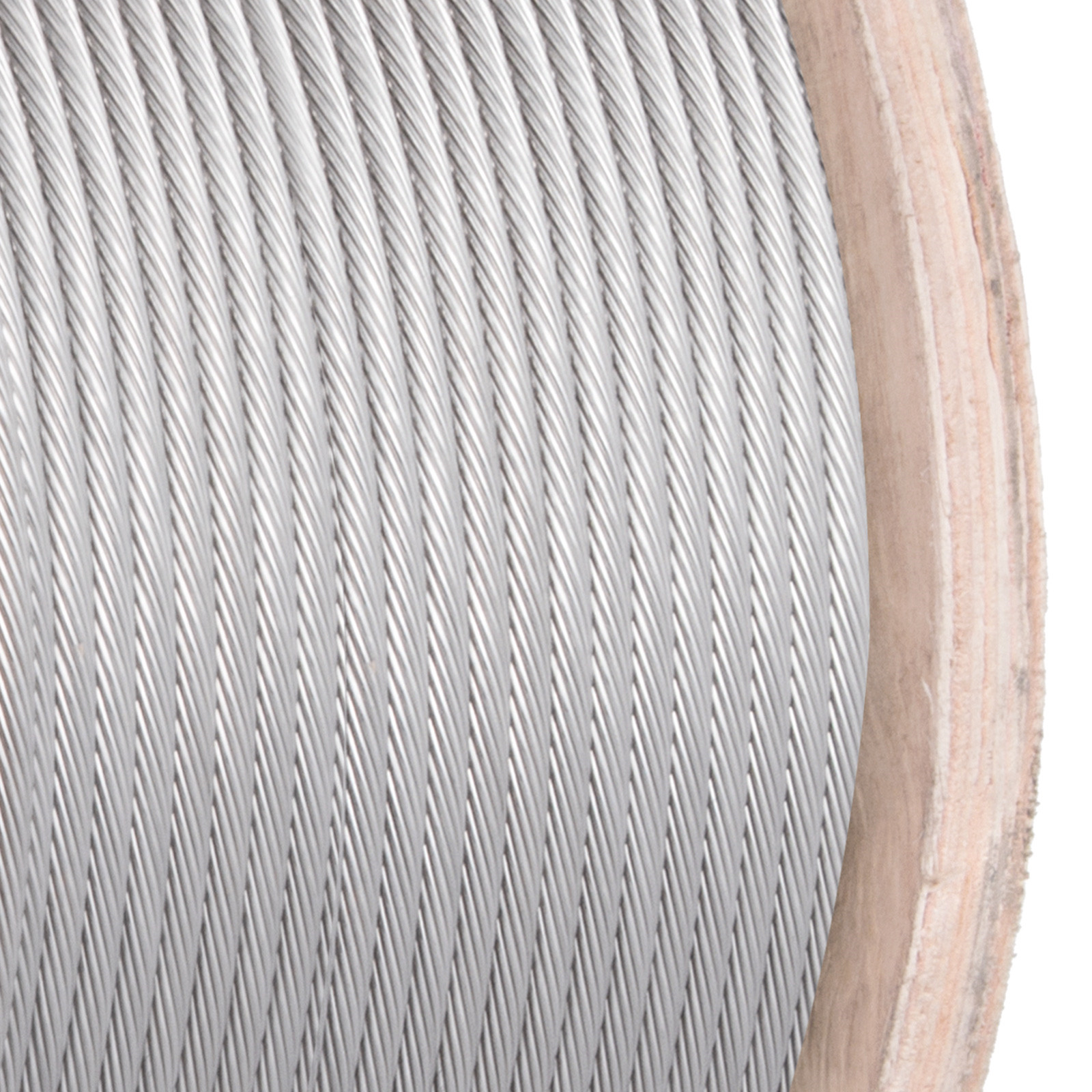 100,200,300,500,700,1000FT T316 Stainless Steel Cable Wire Rope,1x19