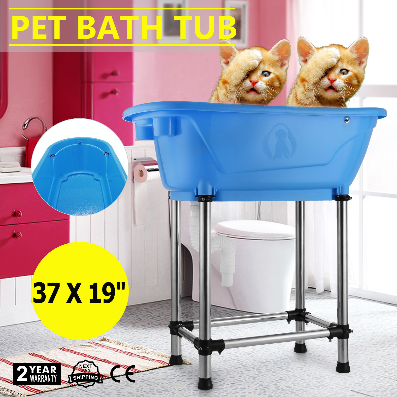 An amazing new dog washing system ensures that your pooch will be head-to-toe clean without any of the usual headaches.