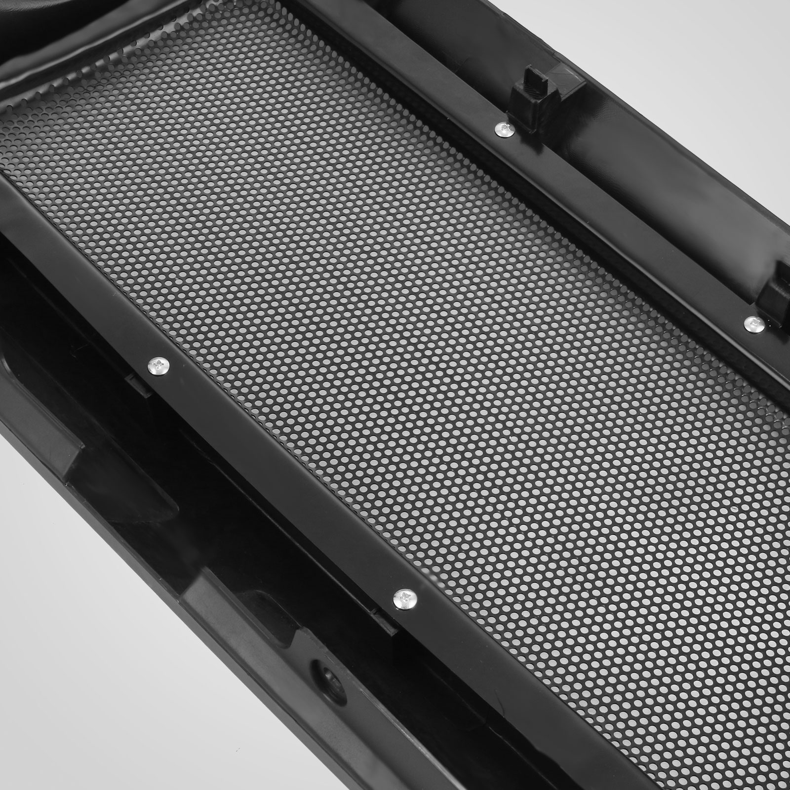 Fit 07-16 Jeep Wrangler JK Front Grille Mesh Grill Paint