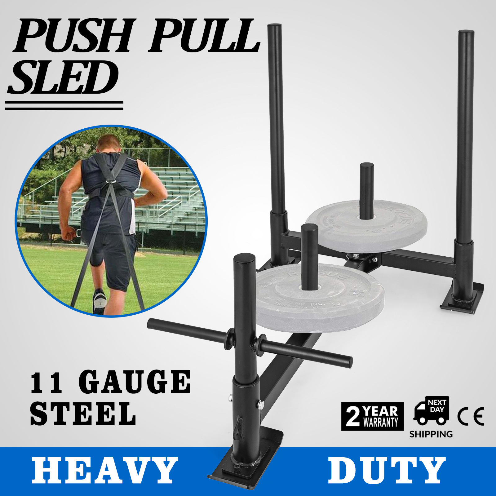 Fitness-HD-Weight-Sled-Low-Push-Pull-High-Training-Fitness-Transform-Sport