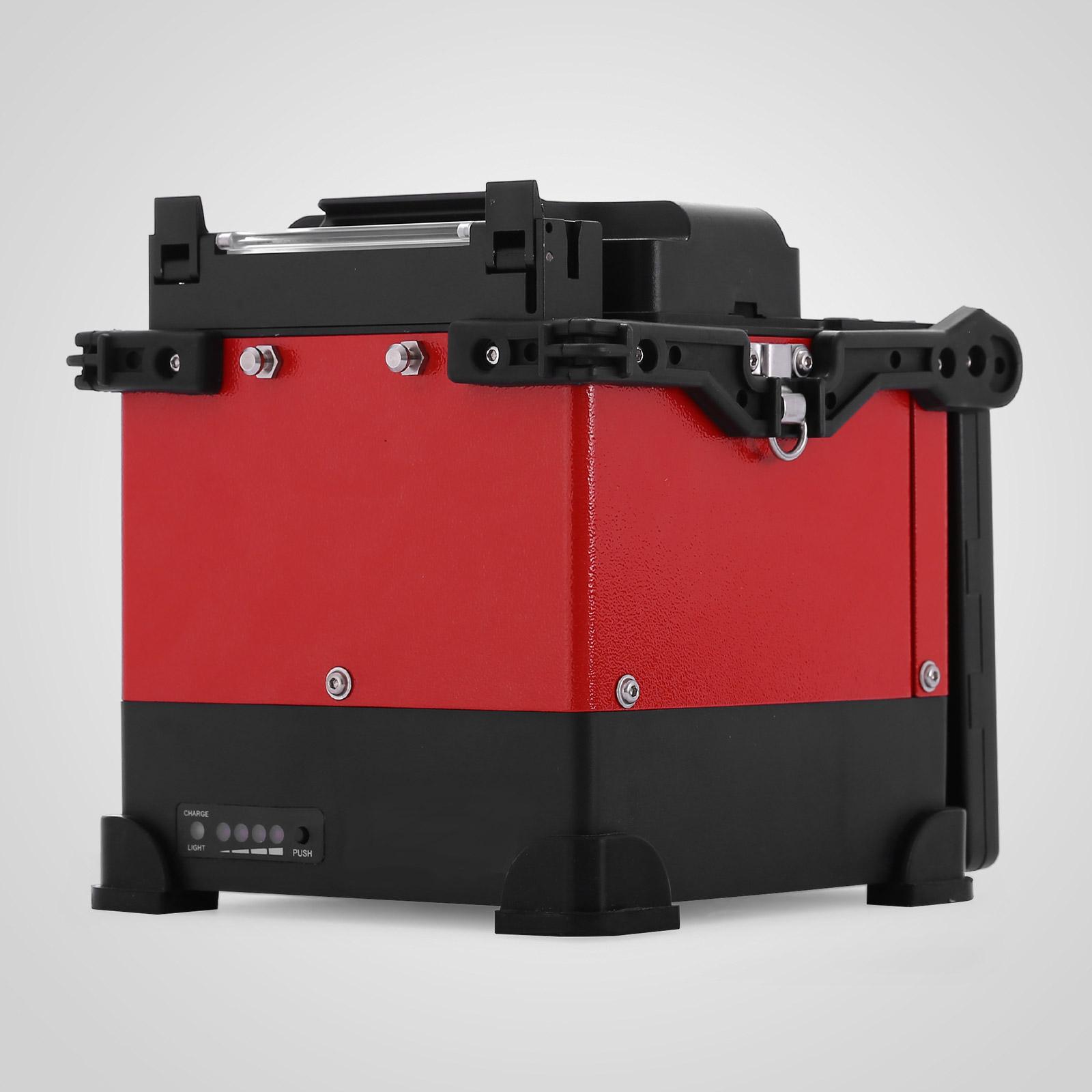 fiber splice machine