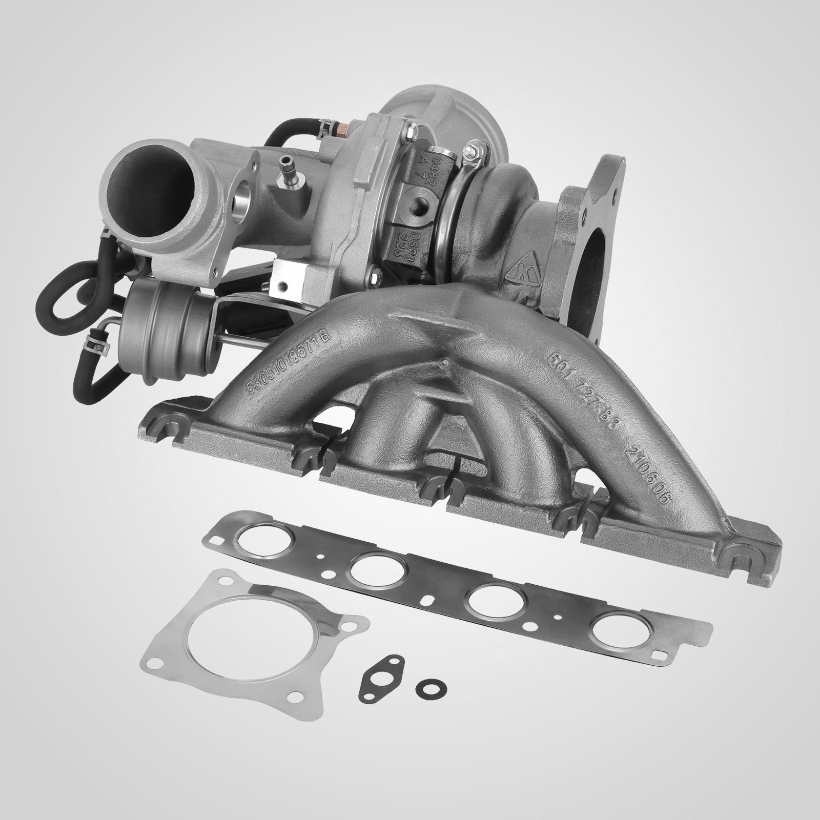 New K03 Turbo Turbocharger For Audi A4 2.0T B7 BUL BWE BWT